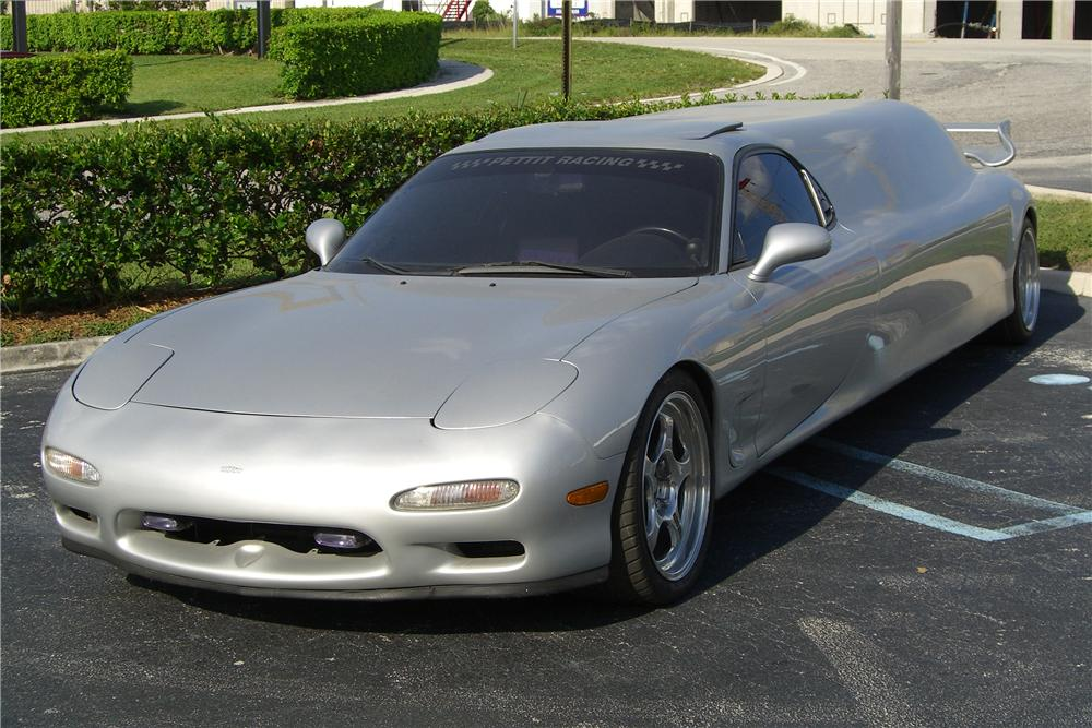 2016 Mazda Rx7 >> Someone Paid 22 000 For This Atrocious Mazda Rx 7 Limo
