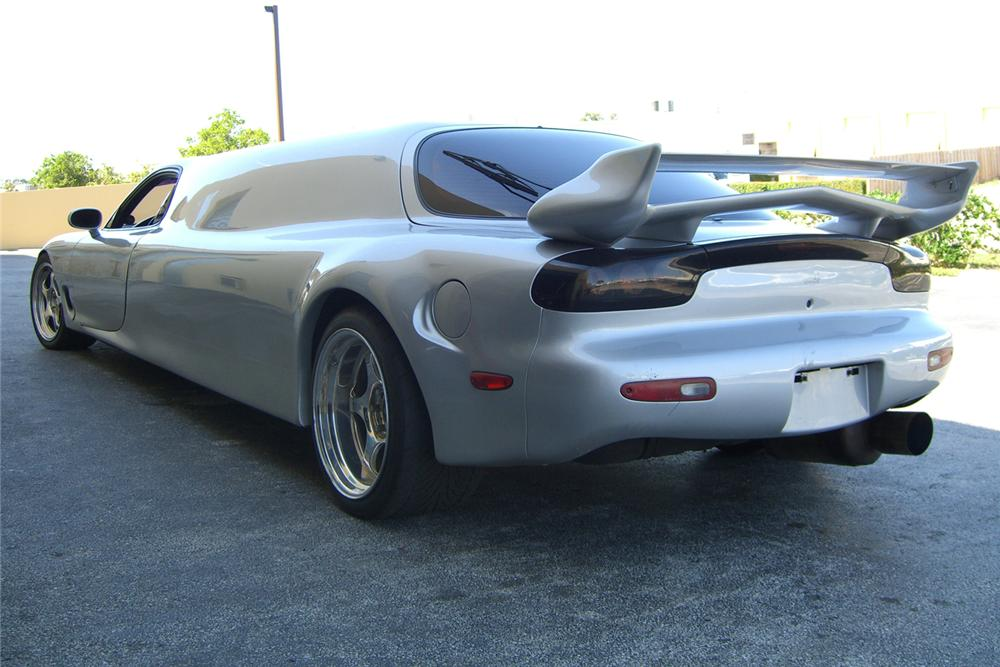 someone paid 22 000 for this atrocious mazda rx 7 limo autoguide rh autoguide com 1993 mazda rx7 manual