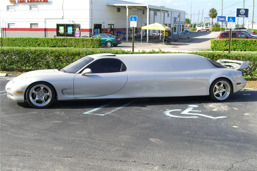 Mazda Rx7 2016 >> Someone Paid 22 000 For This Atrocious Mazda Rx 7 Limo Autoguide