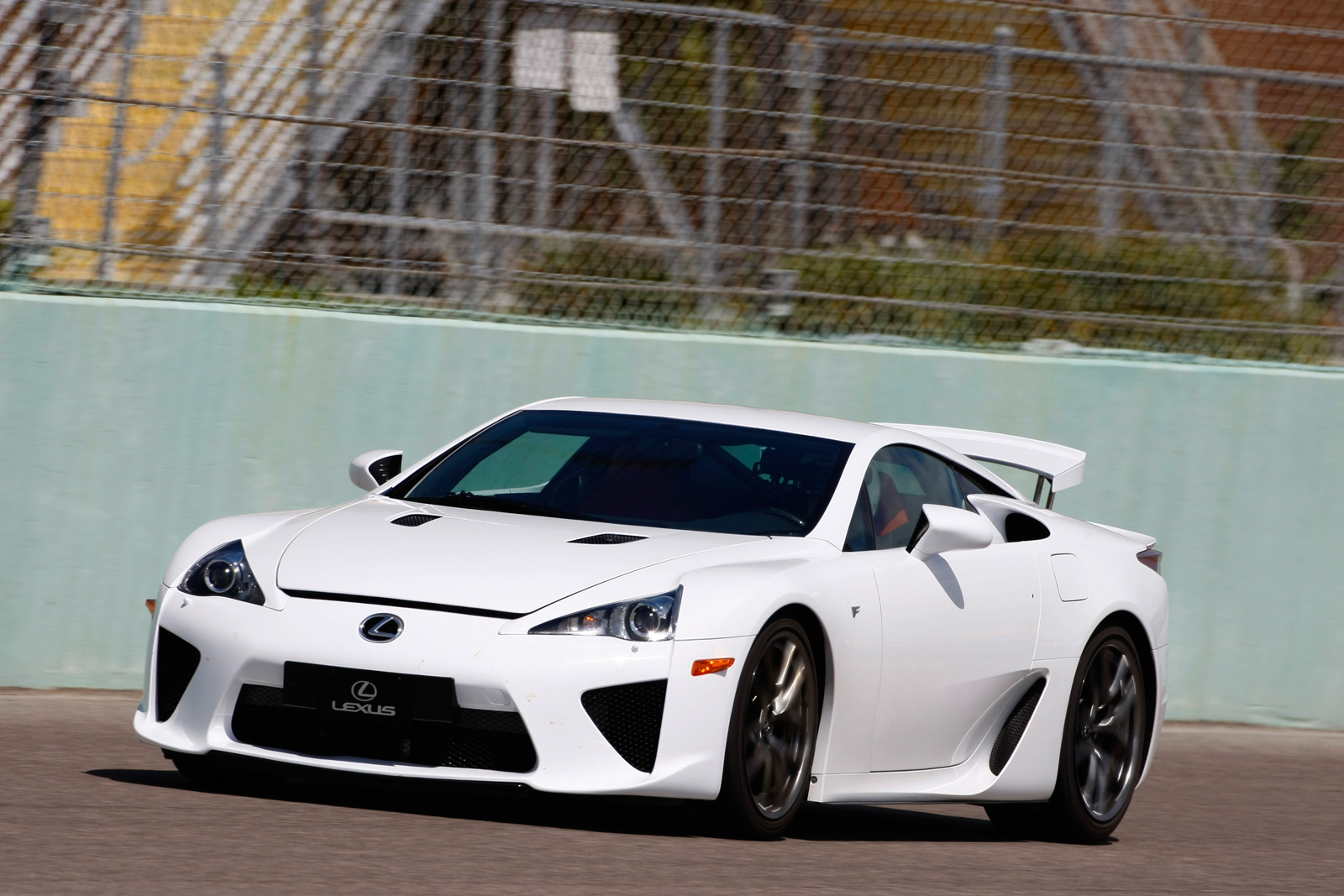 you can still buy a brand new, never driven lexus lfa » autoguide