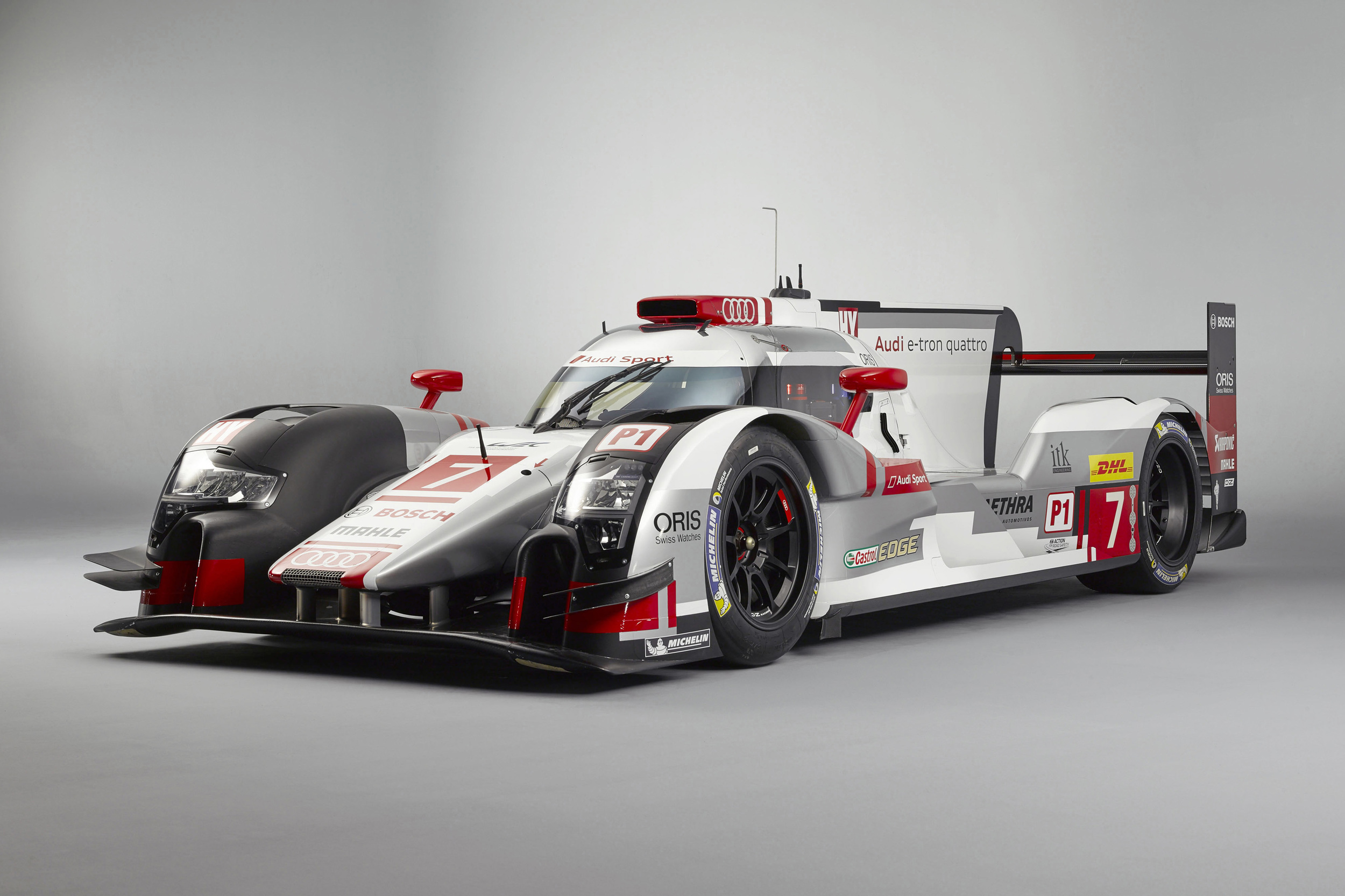 New Audi R18 E-Tron Quattro Revealed » AutoGuide.com News