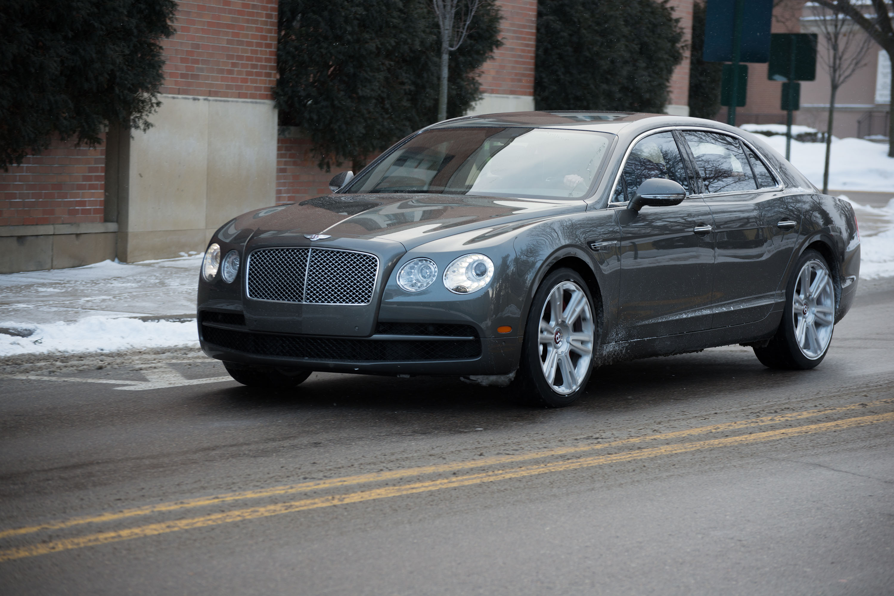 2015 Bentley Flying Spur V8 Review - AutoGuide.com