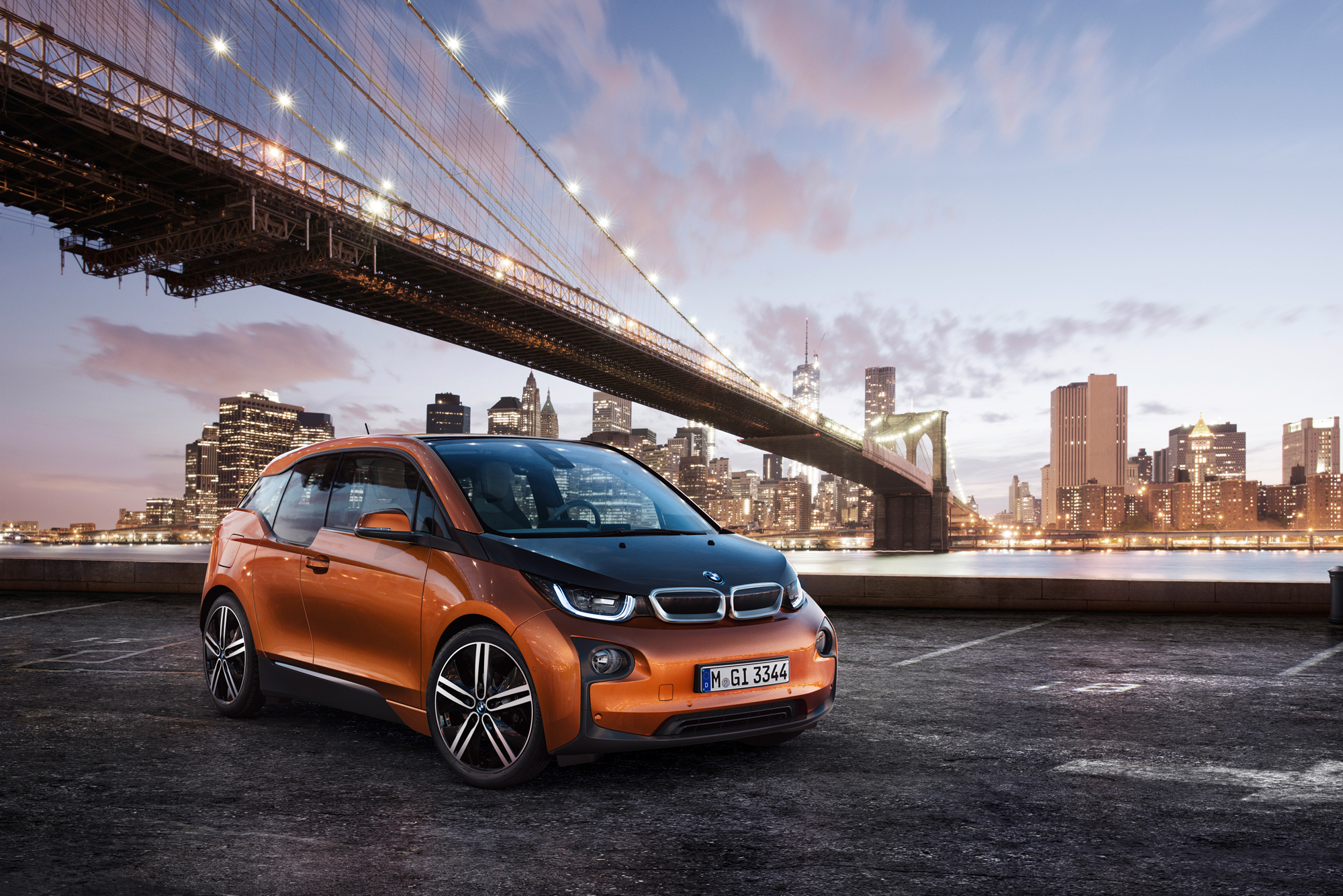 New Battery Increasing Bmw I3 Range To Over 124 Miles