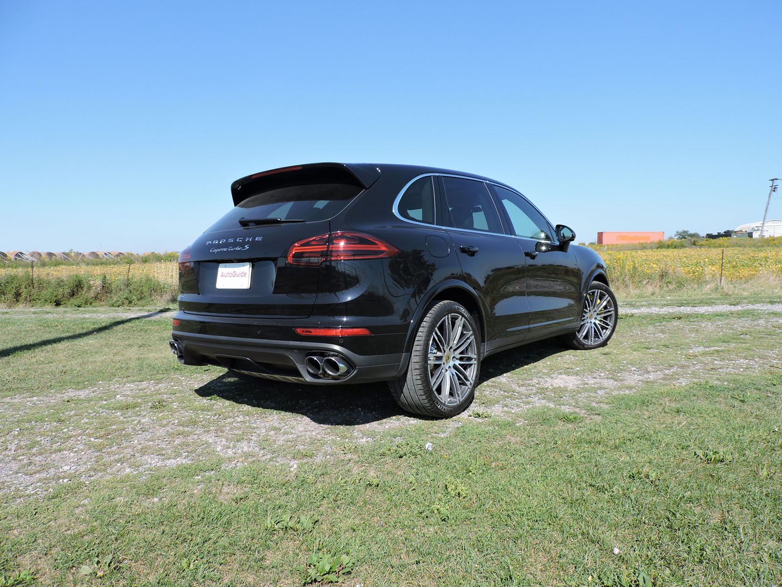 Used 2016 Porsche Cayenne Turbo S For Sale