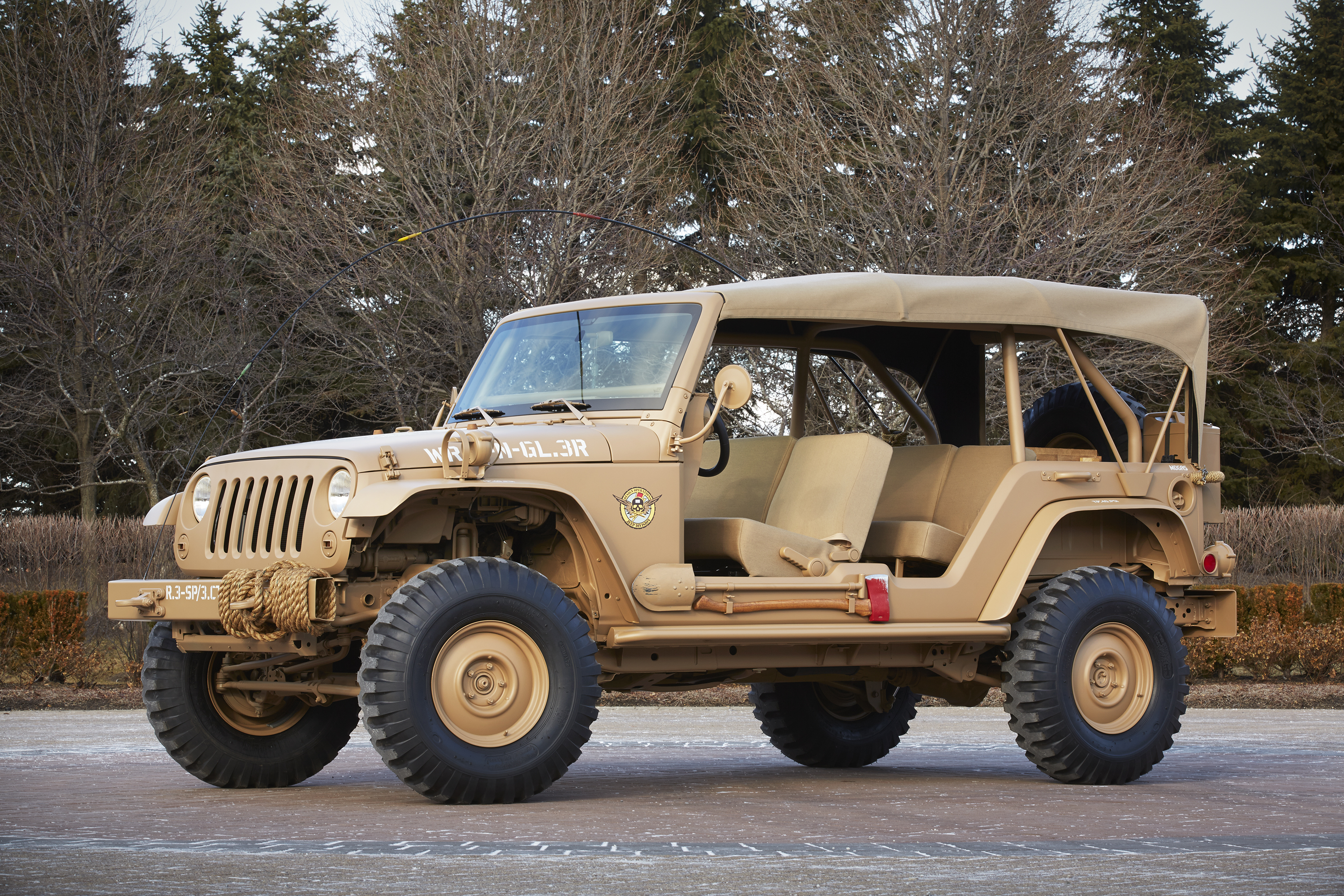 2015 Easter Jeep Safari Concept Roundup 187 Autoguide Com News