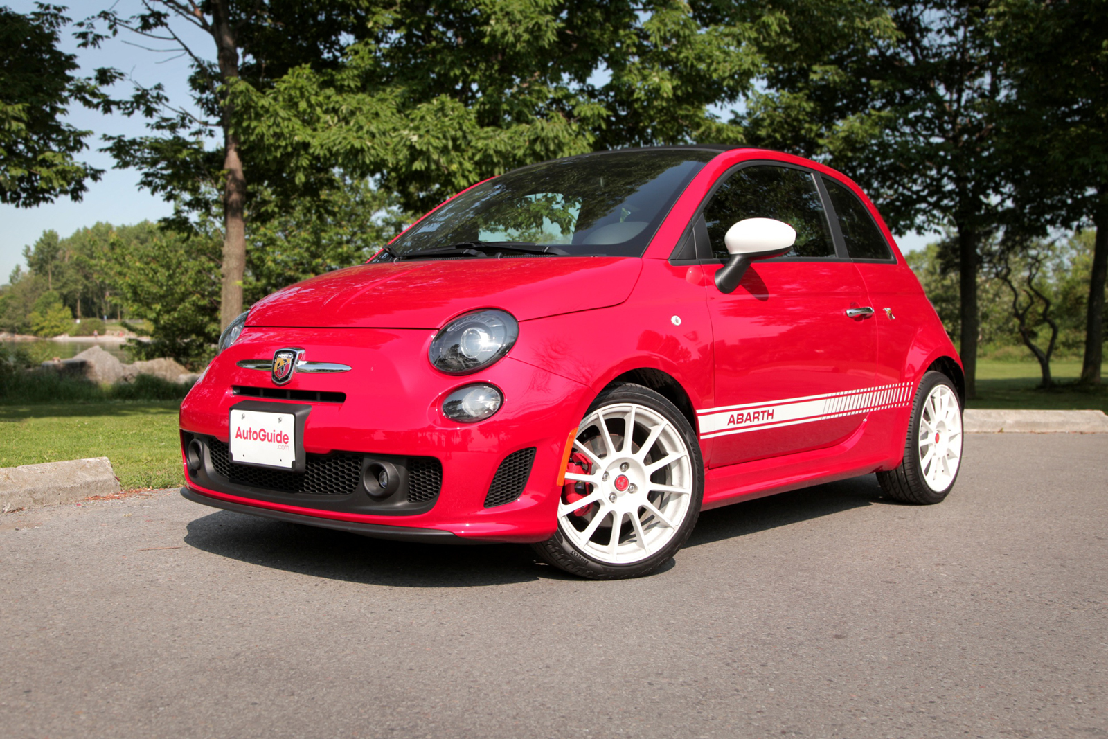 2015 Fiat 500c Abarth Review