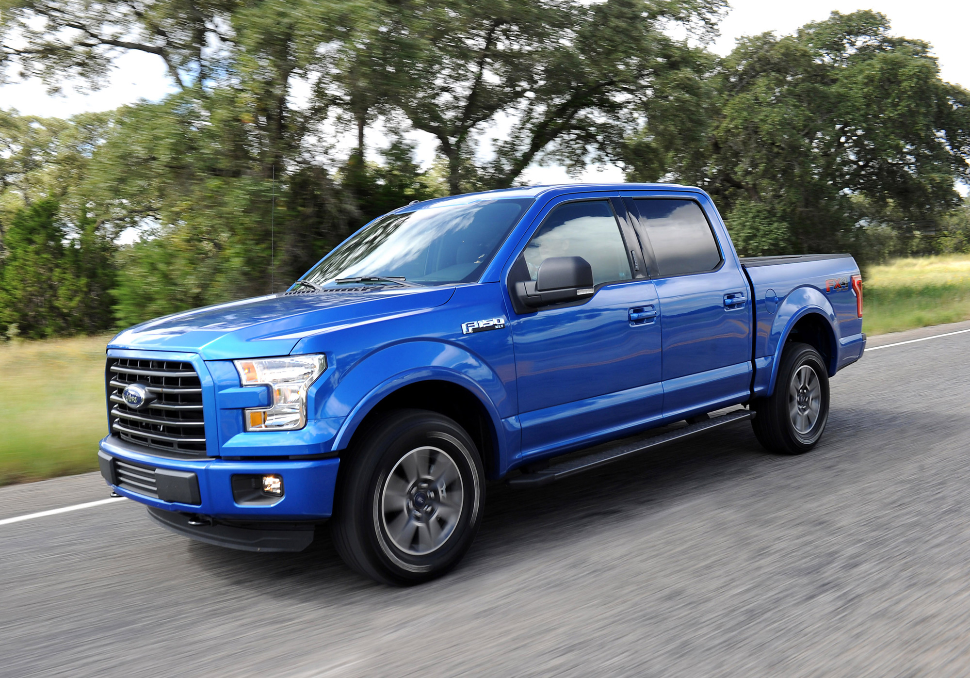 Ford F-150 Production Slowed Due to Frame Shortage