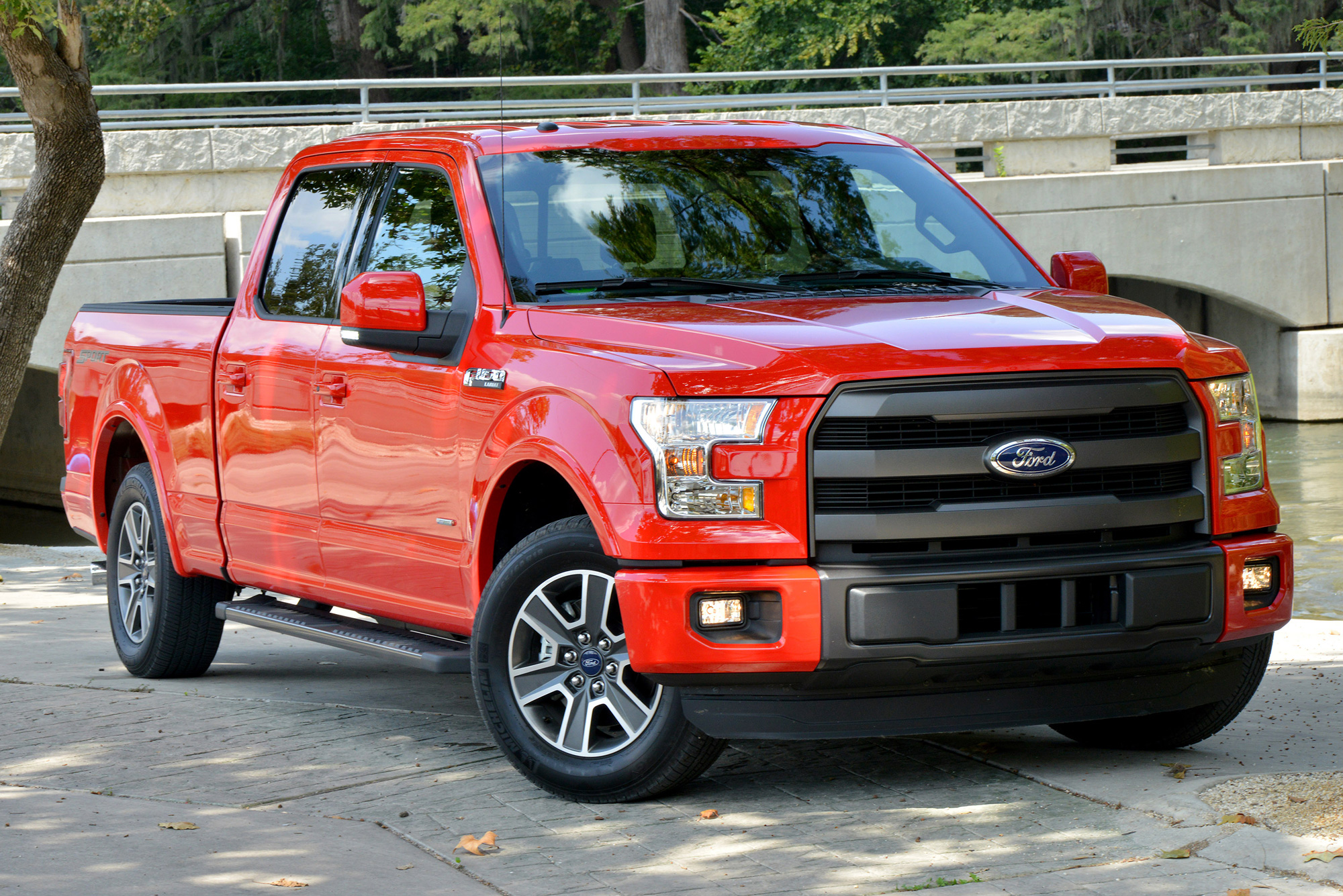 Ford F 150 Body Styles >> 2015 Ford F 150 Safety Ratings Five Stars For Every Body Style