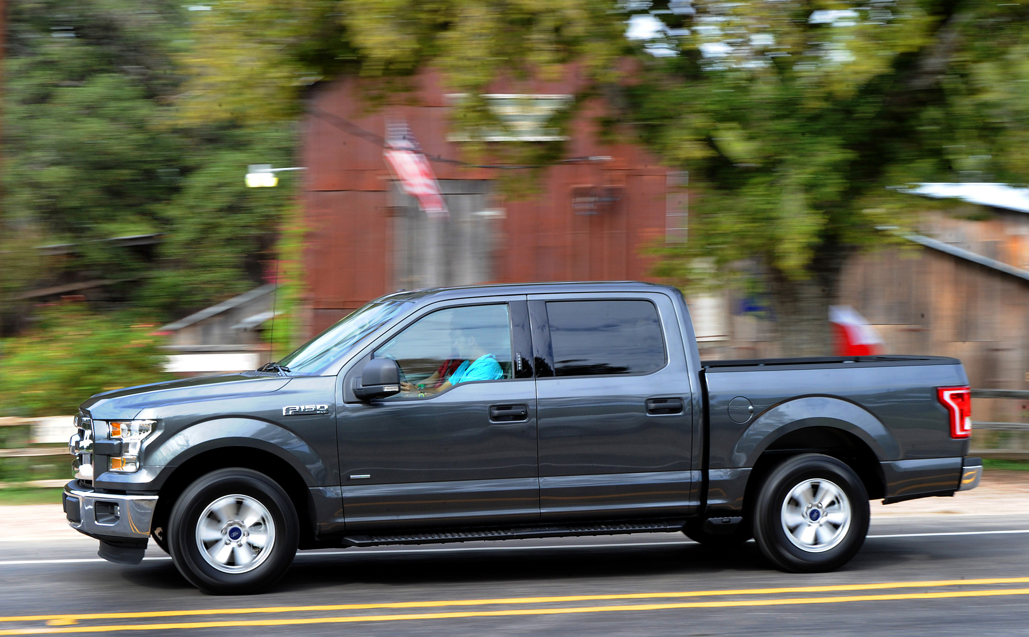 2015 Ford F 150 Safety Ratings Five Stars for Every Body Style