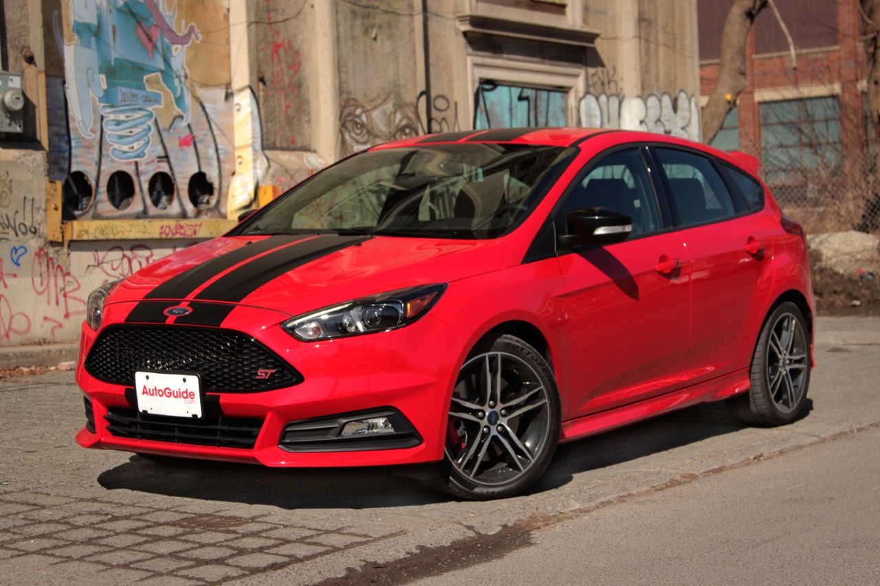 2015 Ford Focus St Review Autoguide Com