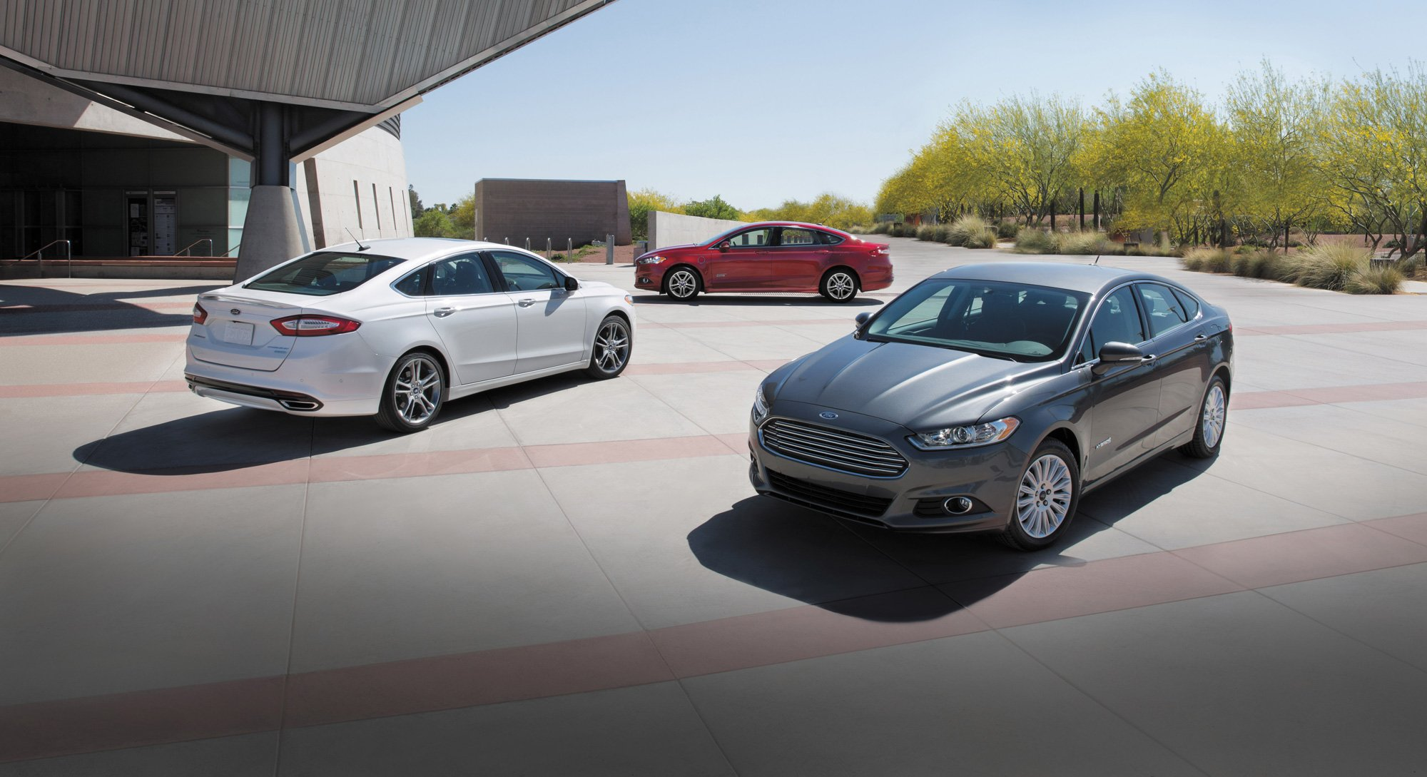 fusion the guide test se daily drive ford consumer