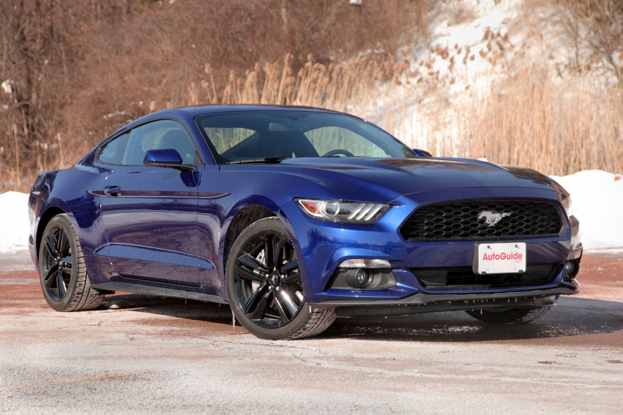 2015 Mustang Wheels >> 2015 Ford Mustang EcoBoost Review - AutoGuide.com
