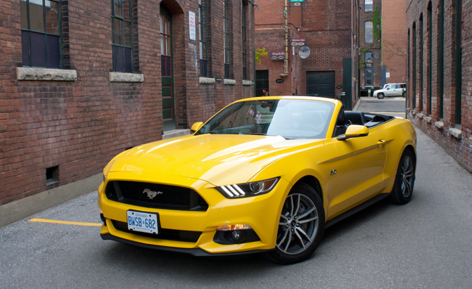 Ford Mustang Is Favorite Sports Car Among Women In Us