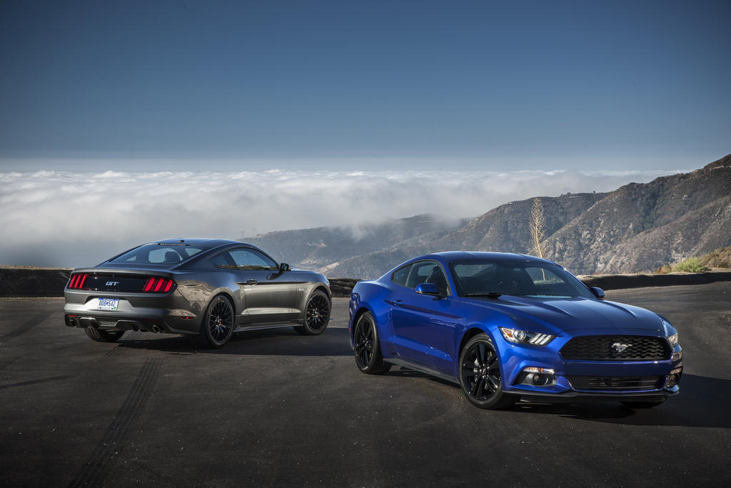 Ford Mustang Named Best Sports Value In America AutoGuide - Best mid priced sports car