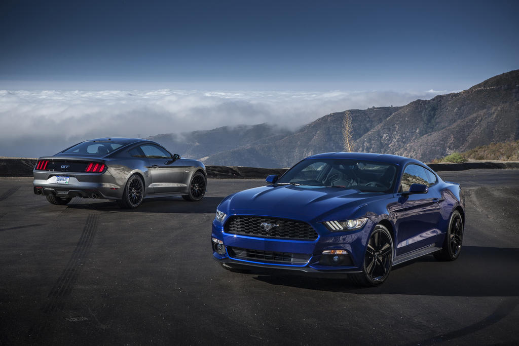 2015 Ford Mustang Earns Top Nhtsa Safety Rating