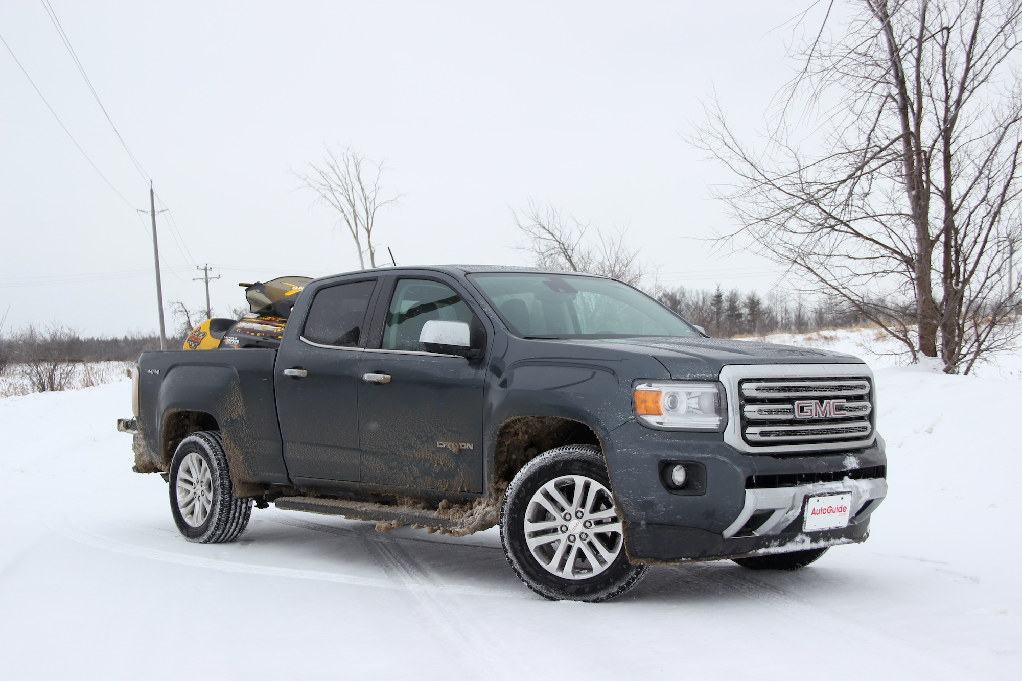 2015 Gmc Canyon Long Term Review The Enthusiast Test Autoguide