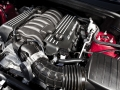 2015 Jeep Grand Cherokee SRT8 6.4-liter HEMI V-8 engine with 470 horsepower and 465lb.-ft. of torque