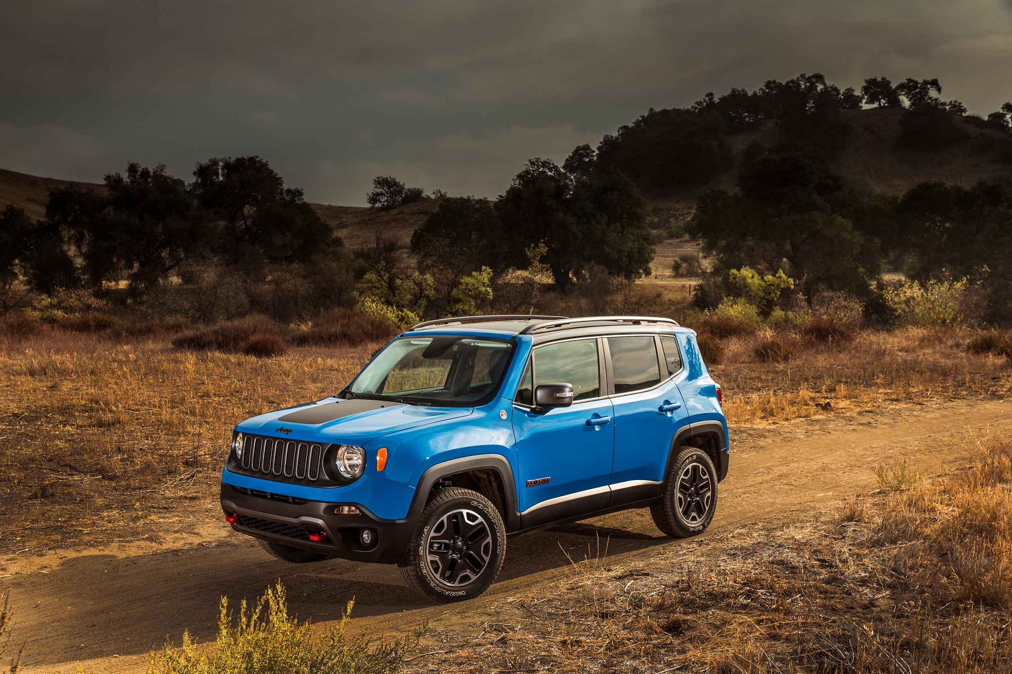 2016 Jeep Renegade Rated At 25 Mpg Bined Auto News