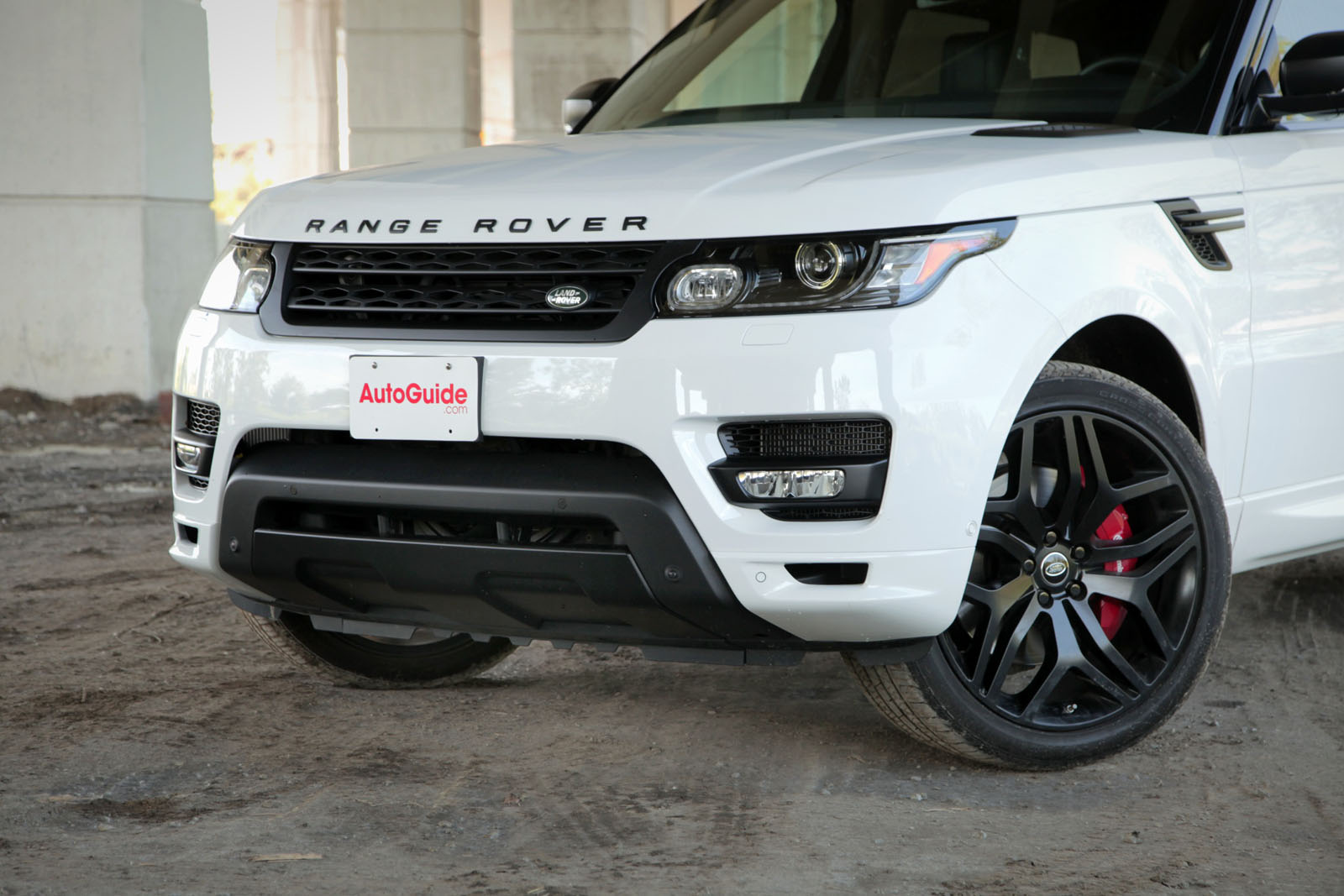 2015 land rover range rover sport autobiography review - autoguide
