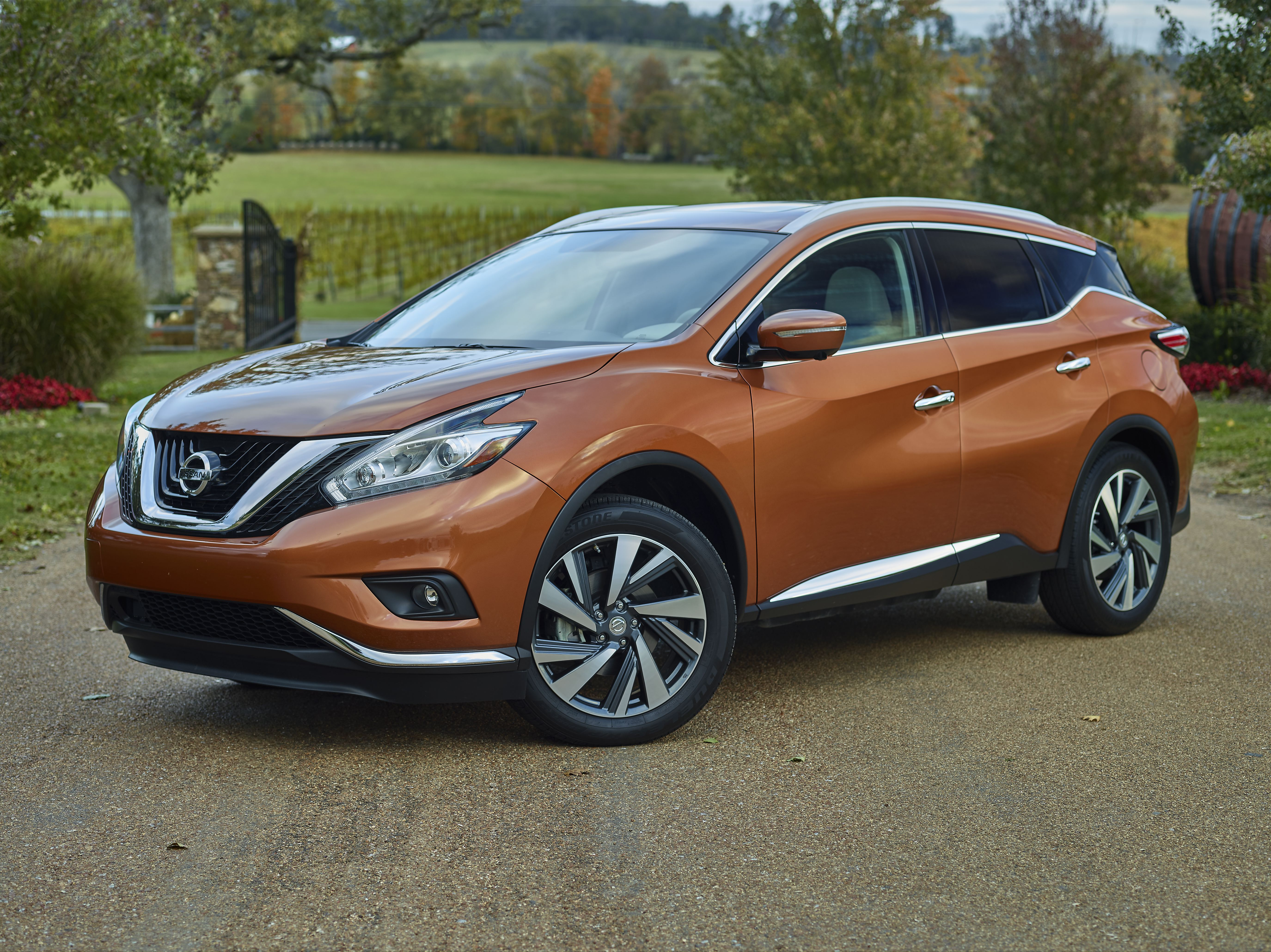 2015 Nissan Murano Rogue Select Recalled for Separate Issues