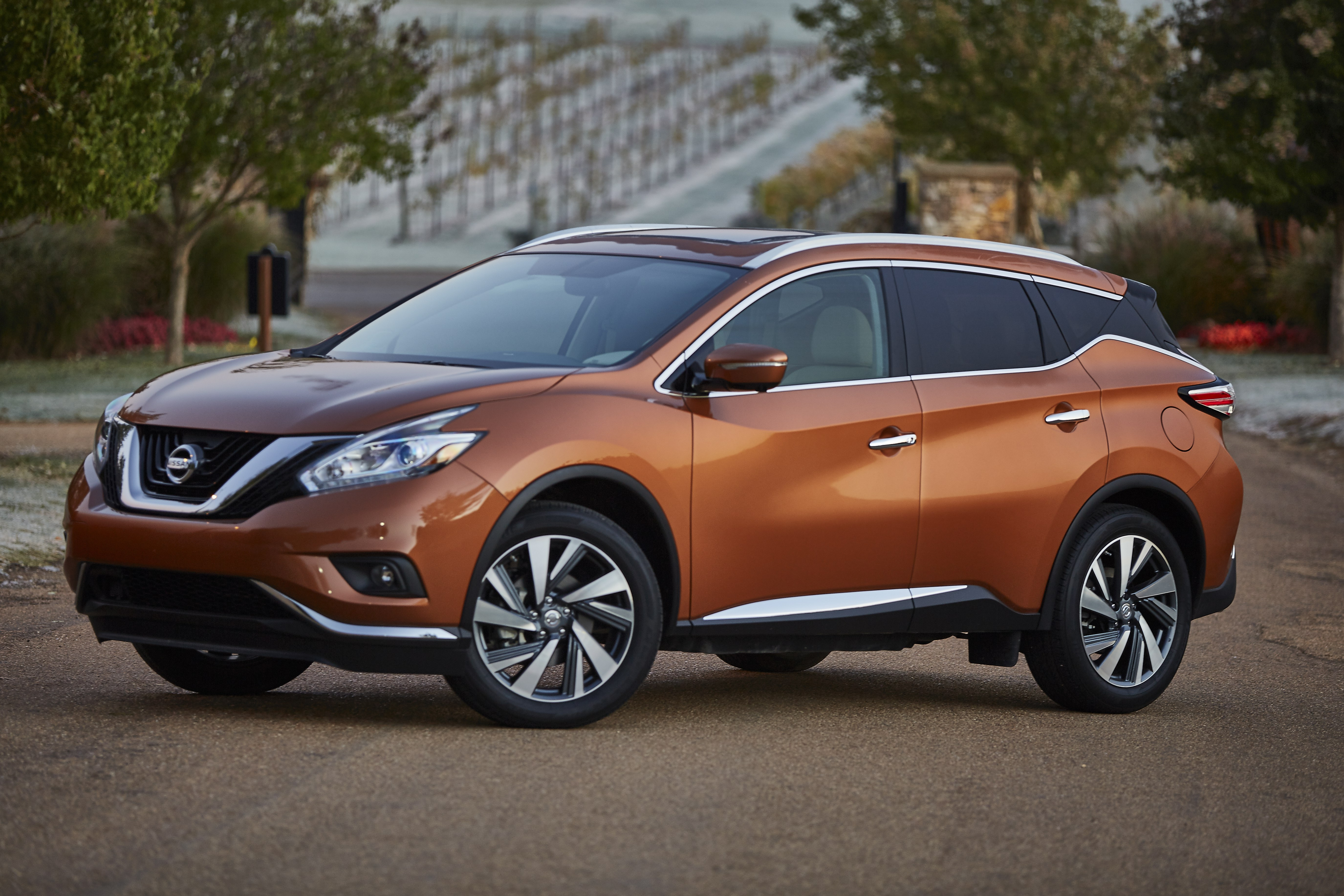 nissan drive platinum review fit sl shrink to awd sport test select the rogue
