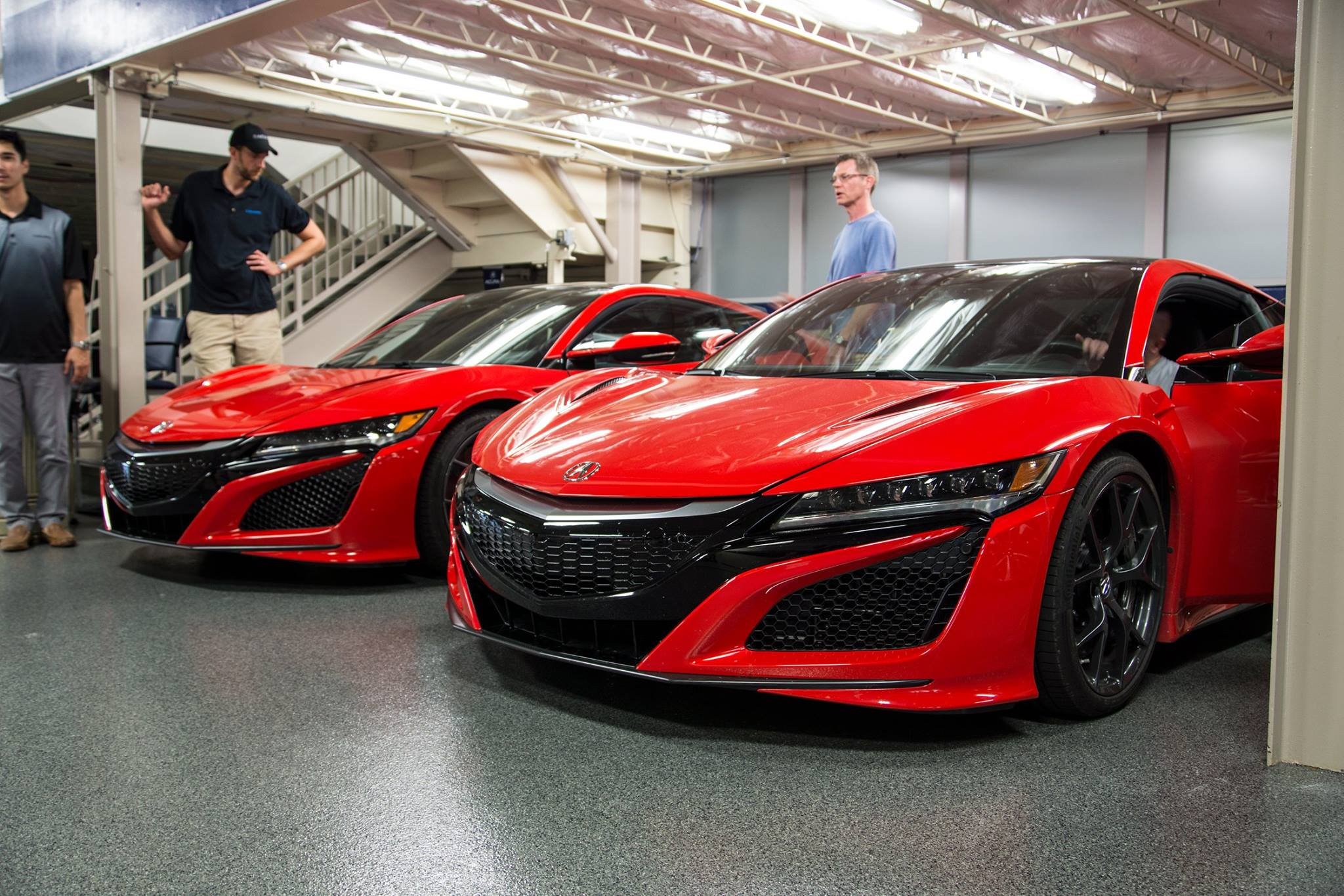 St Louis Honda >> 2016 Acura NSX Caught on Video in the Wild