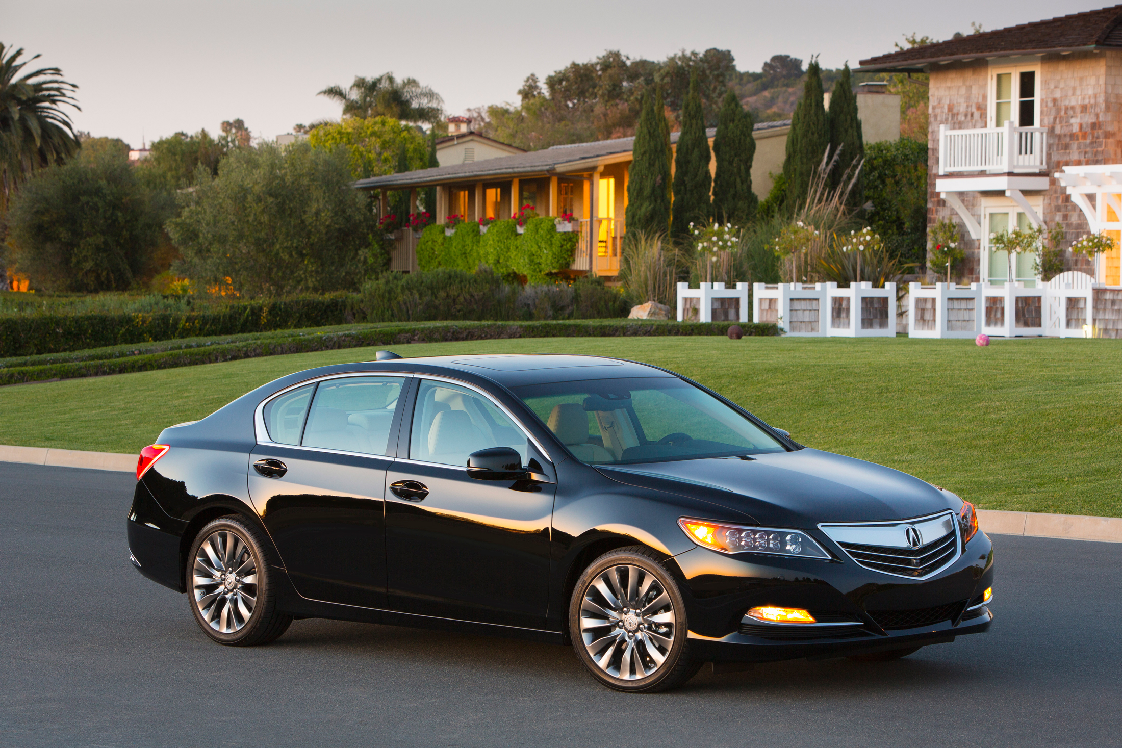 2016 Acura Rlx Safety Ratings Five Stars From Nhtsa Autoguide Com News