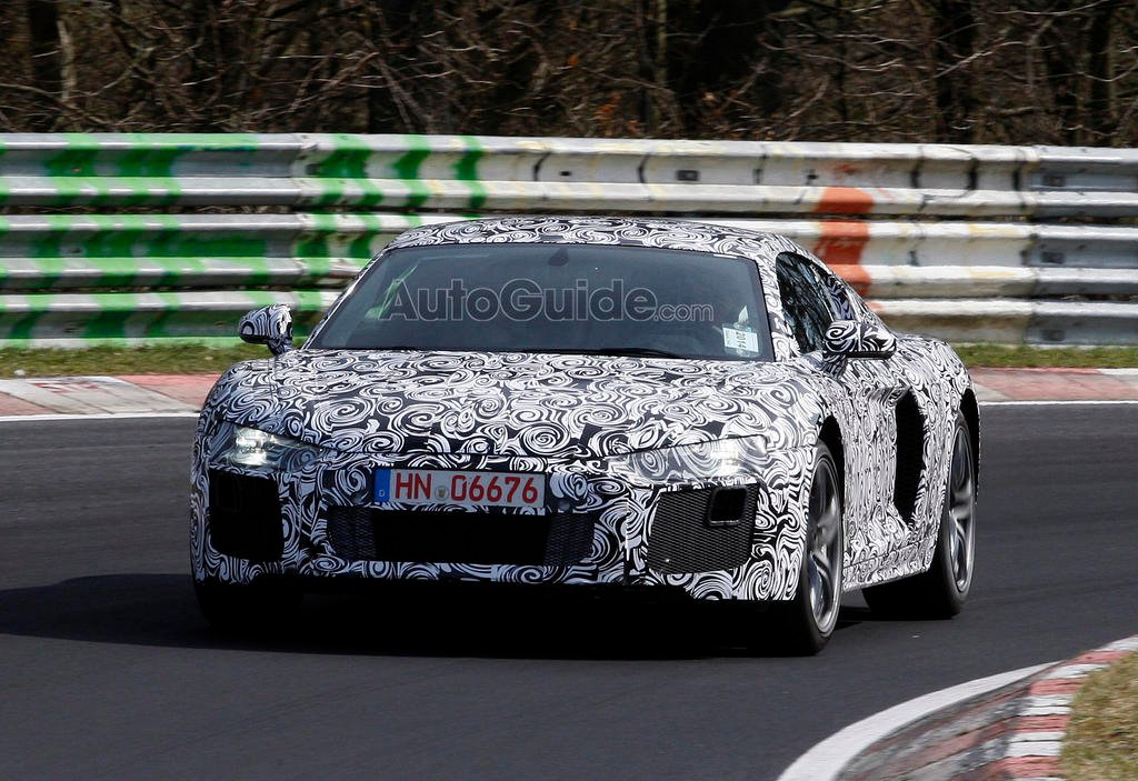 Audi R Specs Released Only V Available At Launch - Audi r8 specs