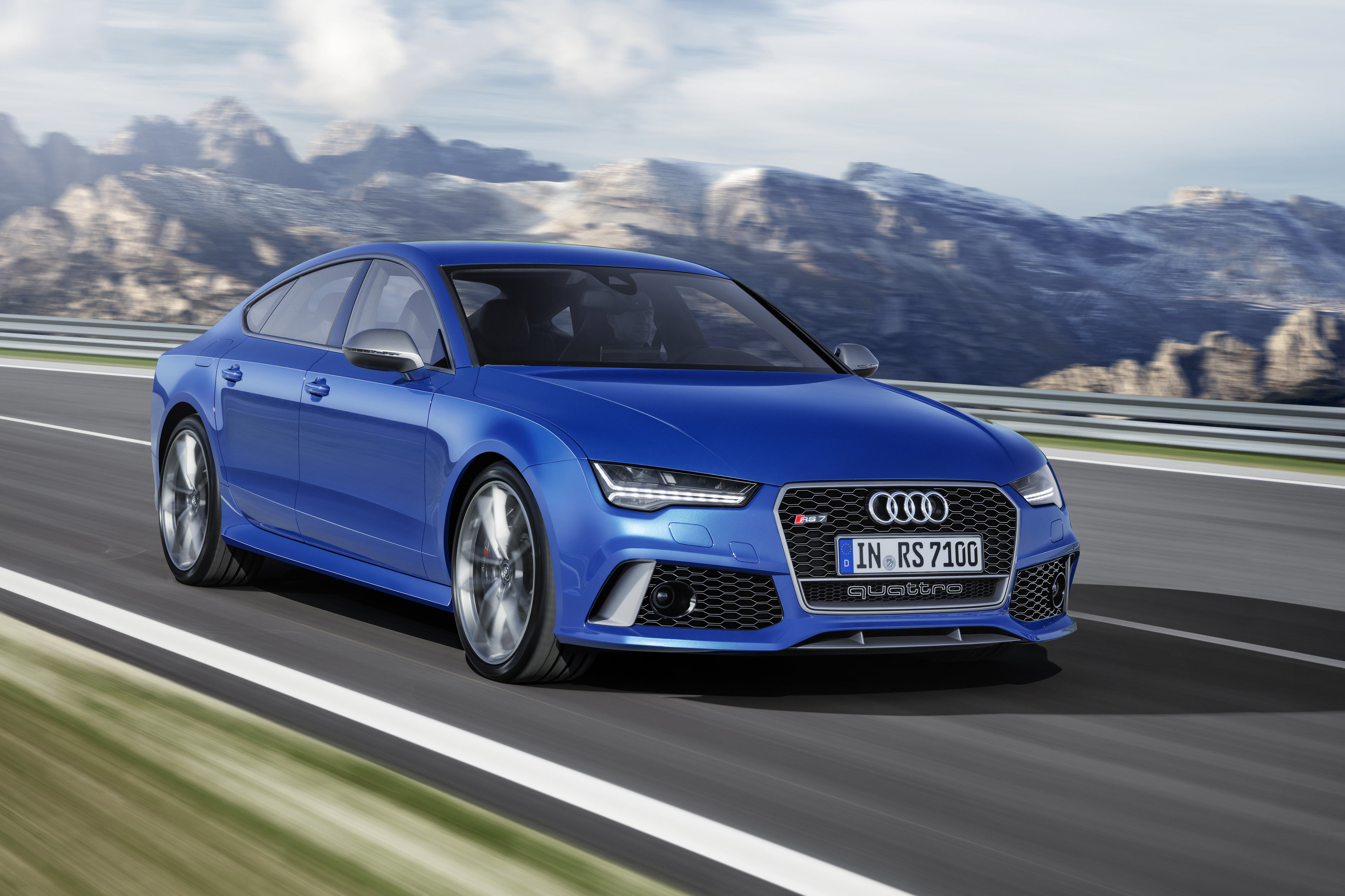 Audi RS Gets Faster More Powerful Performance Model - Audi new model 2016