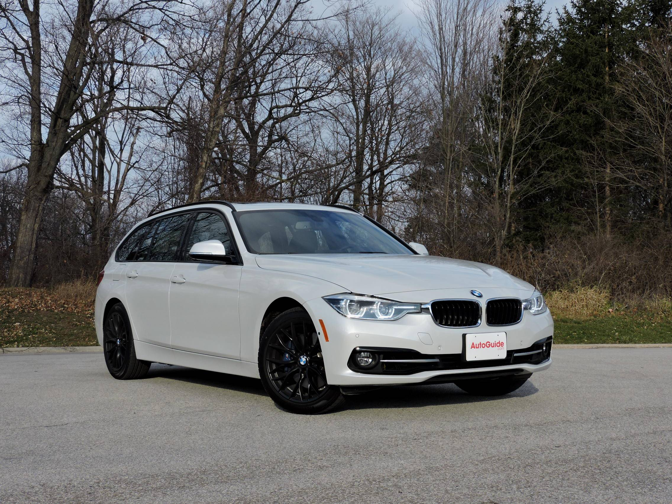 2016 Bmw 328i Xdrive Sports Wagon 01