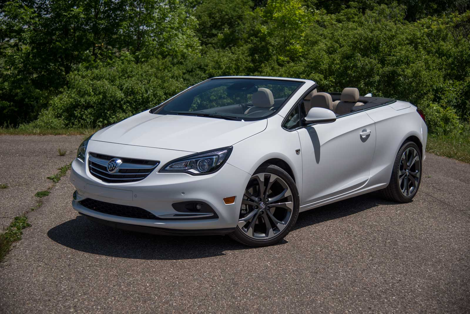 2016 Buick Cascada Main Art