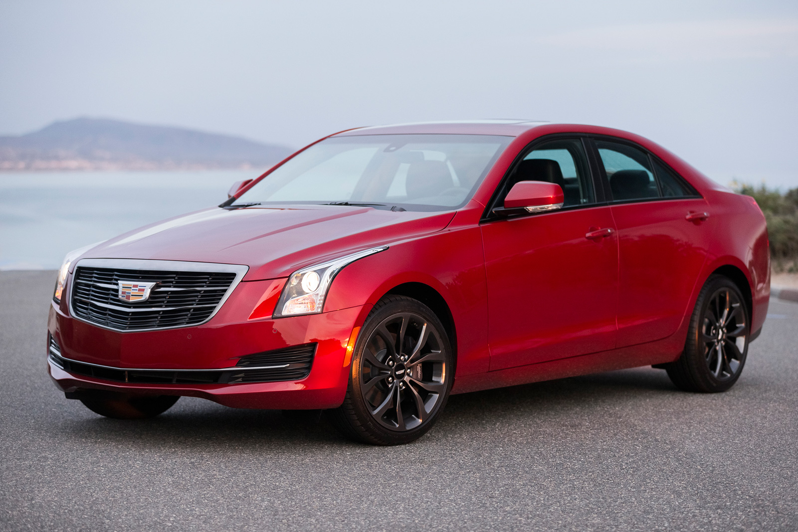 cadillac cuts ats price and base engine news. Black Bedroom Furniture Sets. Home Design Ideas