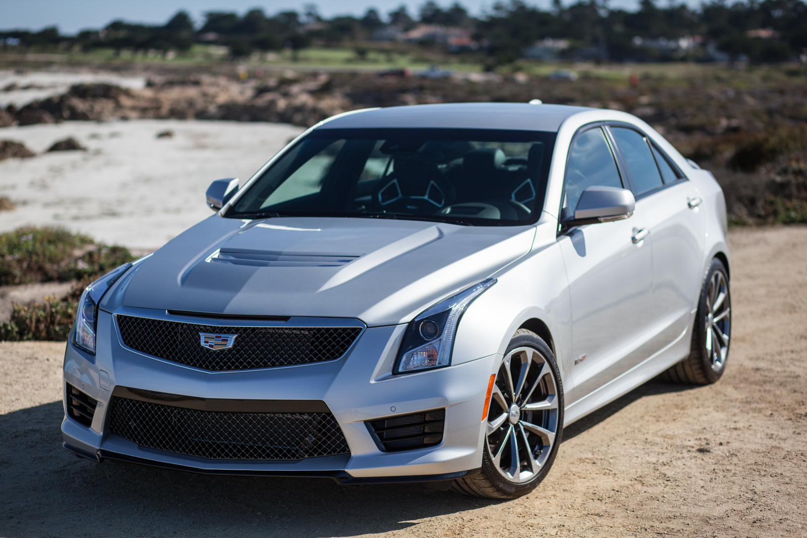 Cadillac Ats Coupe >> 9 Things I Learned About the 2016 Cadillac ATS-V - AutoGuide.com