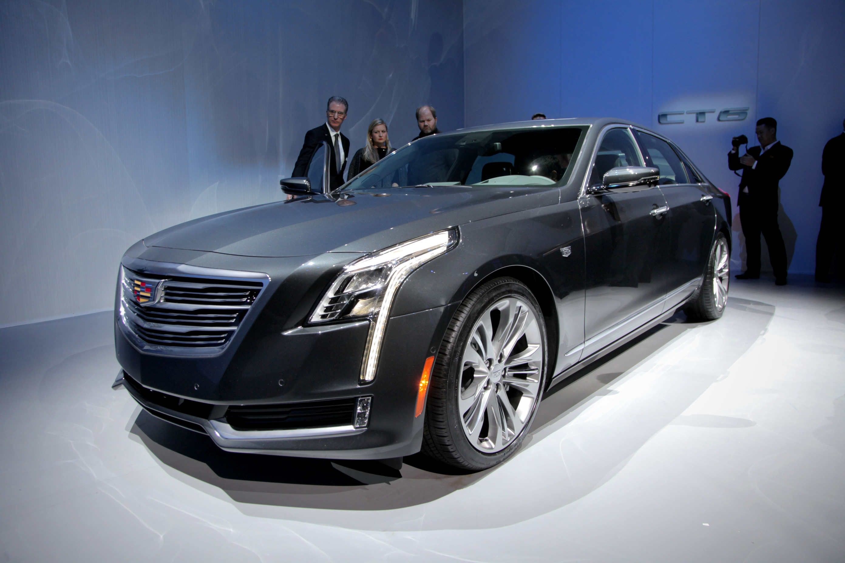 Cadillac CT6 Plug-In Hybrid to Bow in Late April