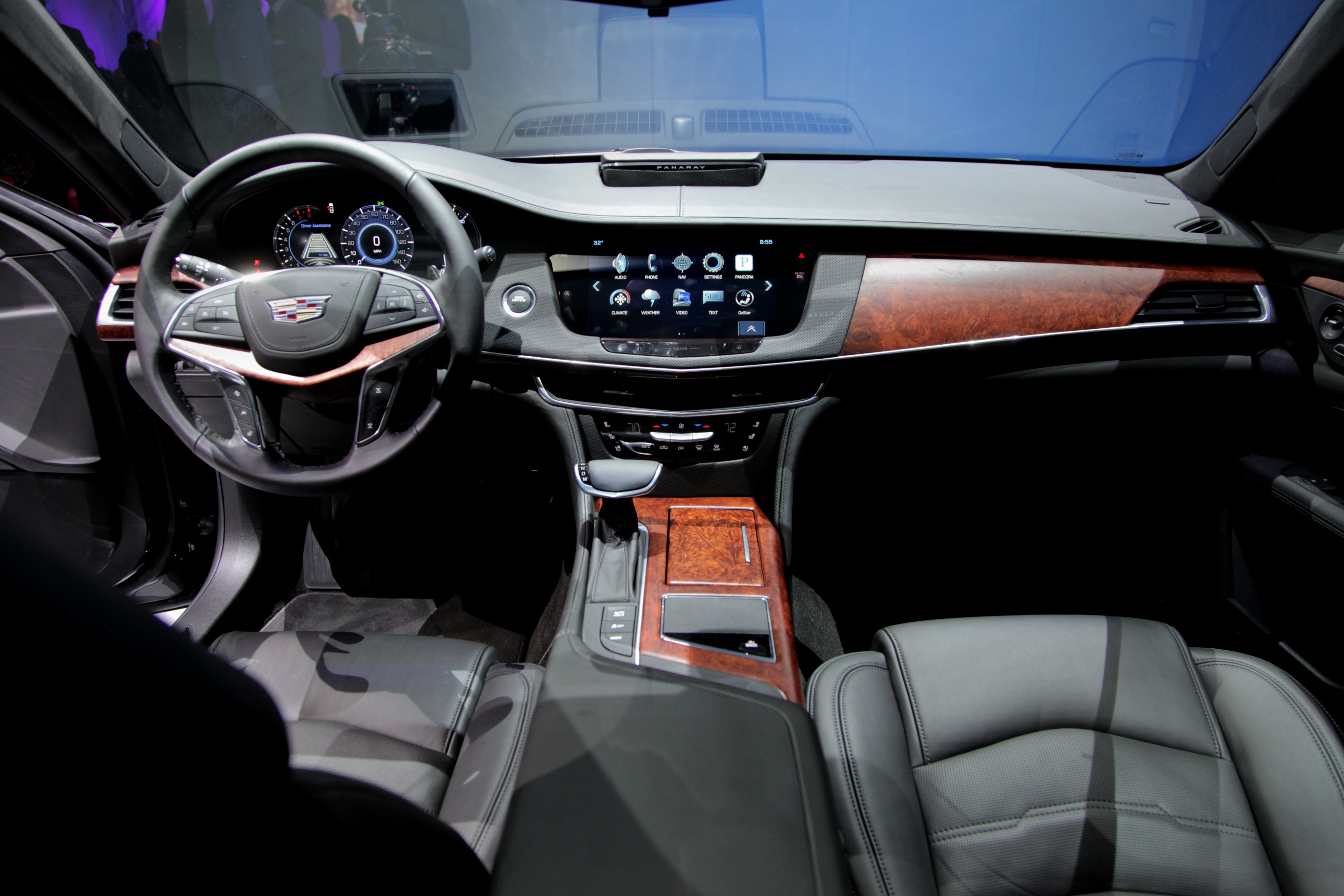 2016 Cadillac Ct6 Interior 06
