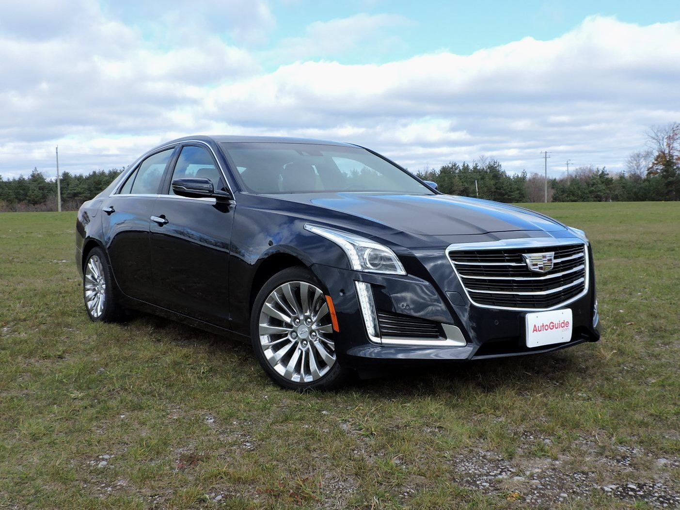 Cadillac Price >> 2016 Cadillac CTS 3.6L AWD Review - AutoGuide.com News