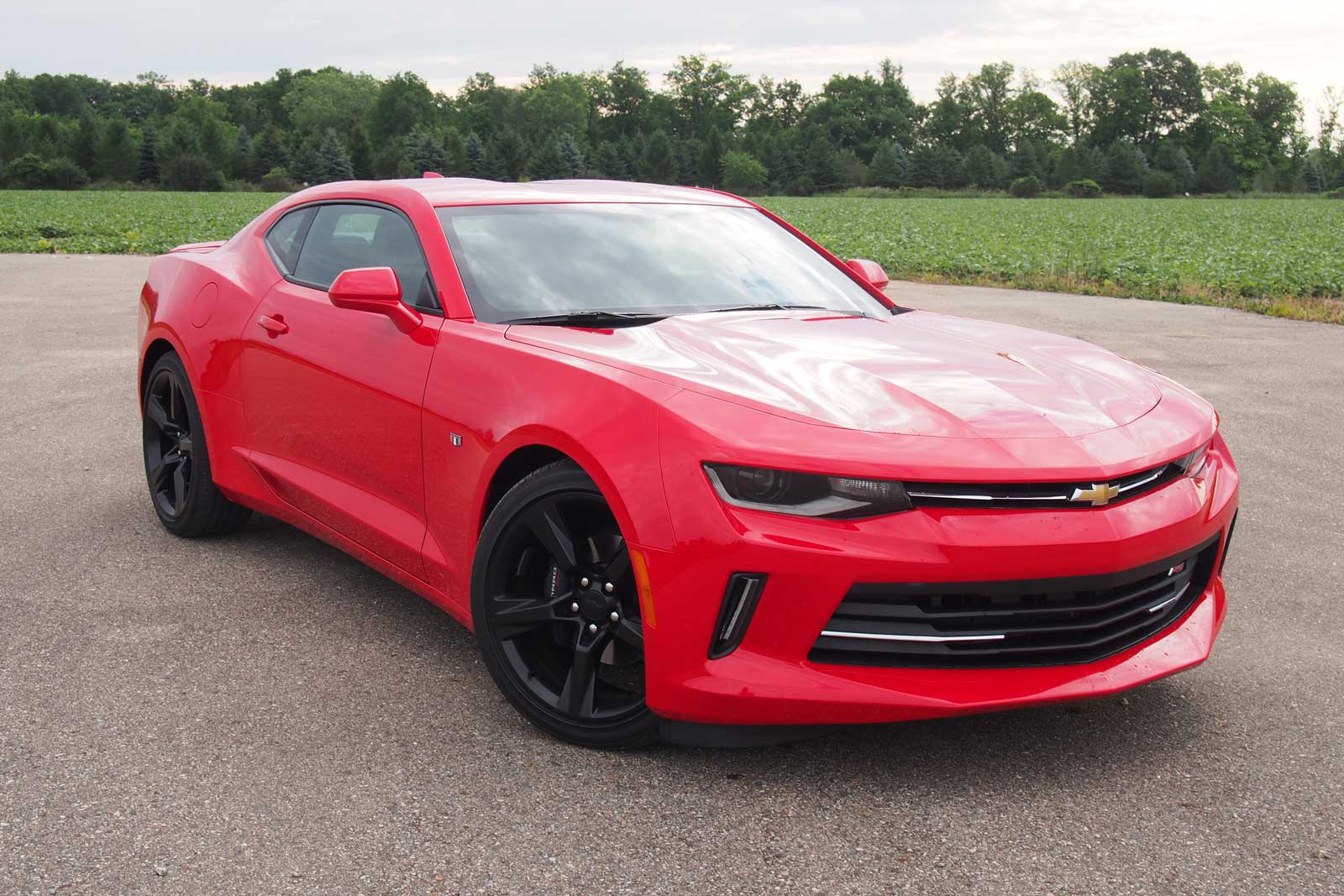 7 Things I Learned Driving a 4-Cylinder Chevrolet Camaro » AutoGuide ...