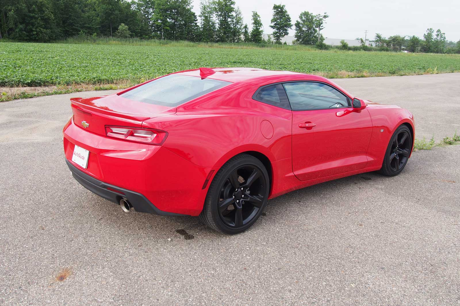 2016 Chevrolet Camaro 1lt Rear 02