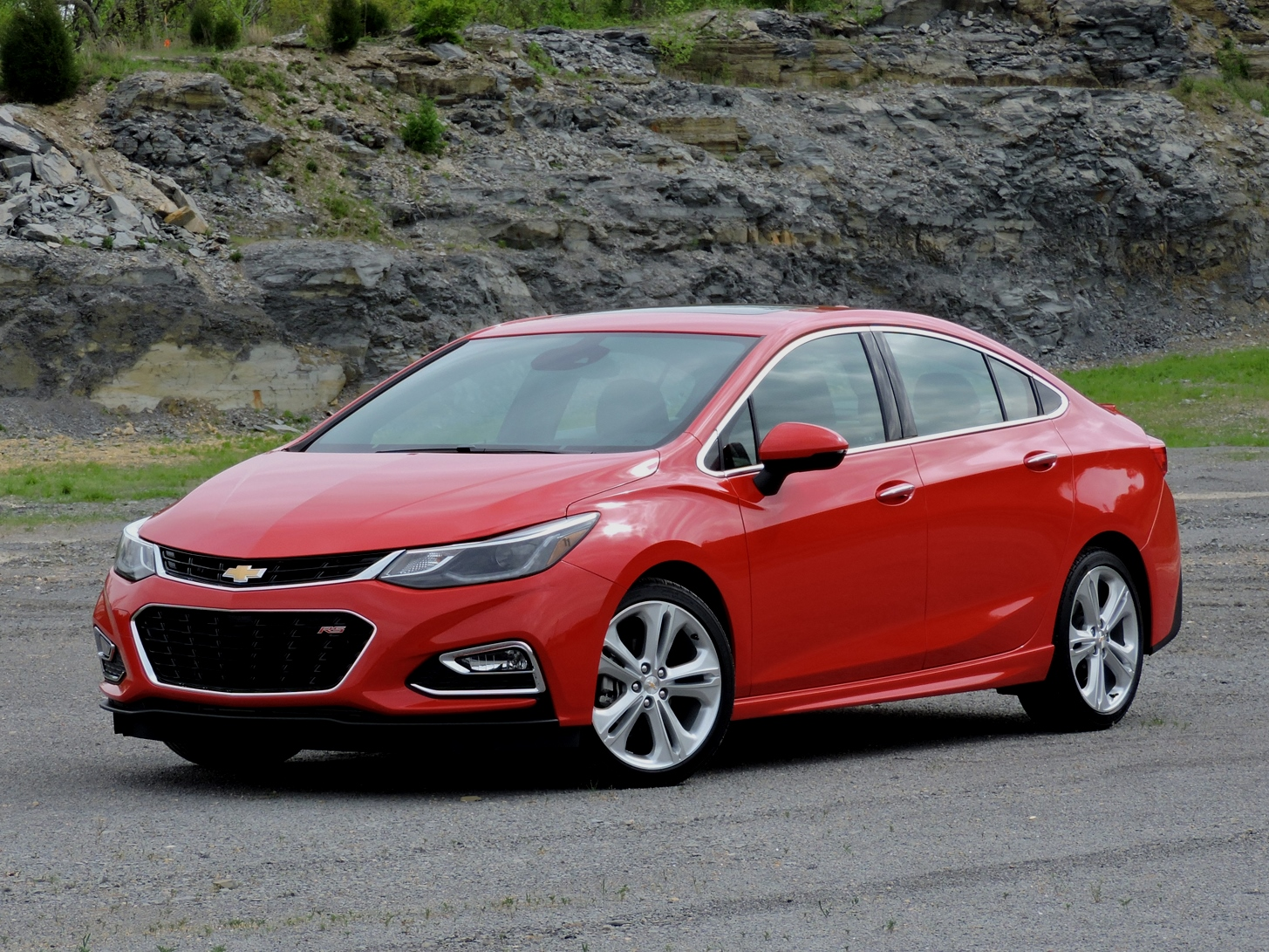 2016 chevrolet cruze review news. Black Bedroom Furniture Sets. Home Design Ideas