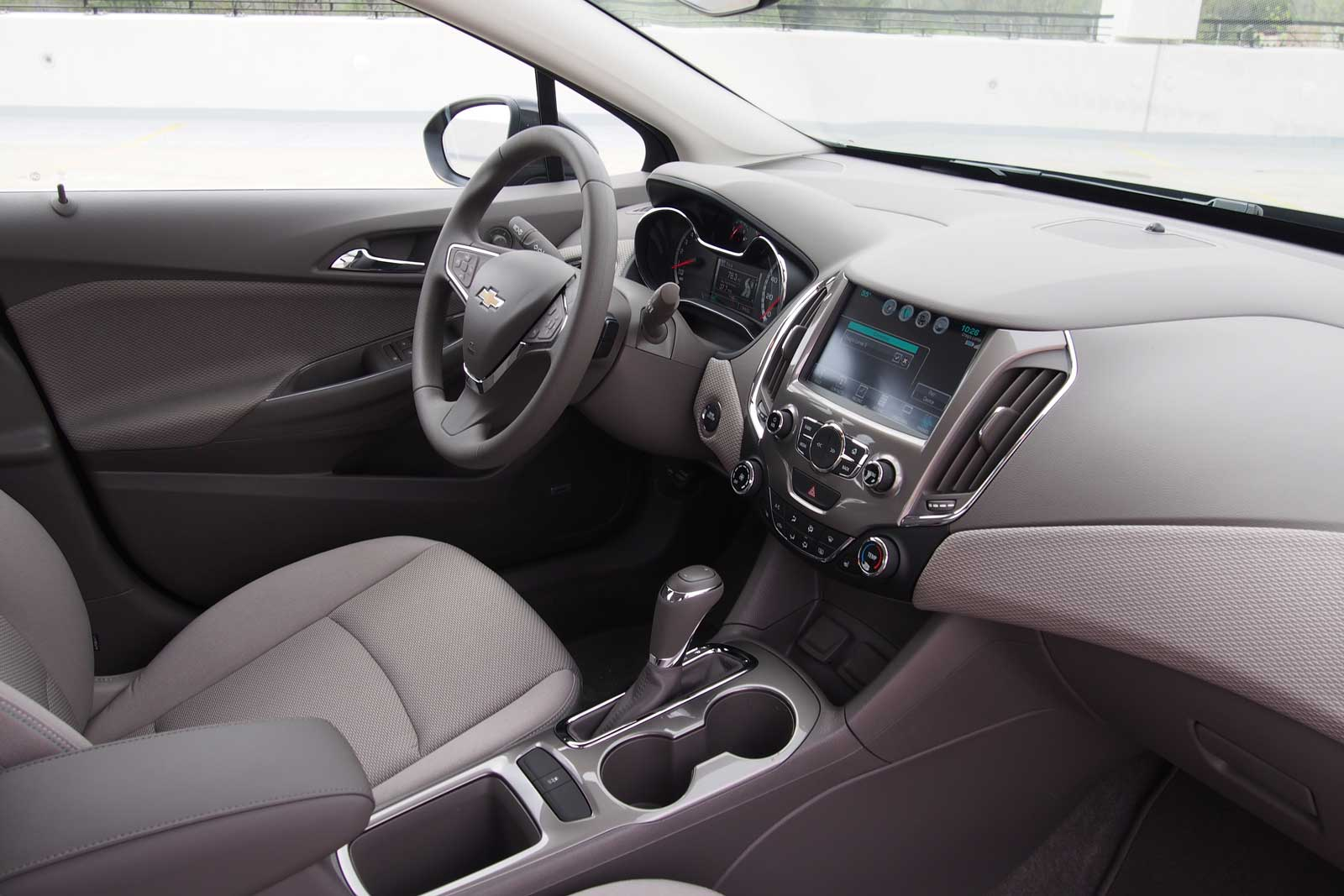Perfect ... 2016 Chevrolet Cruze LT Interior 01 ... Great Ideas