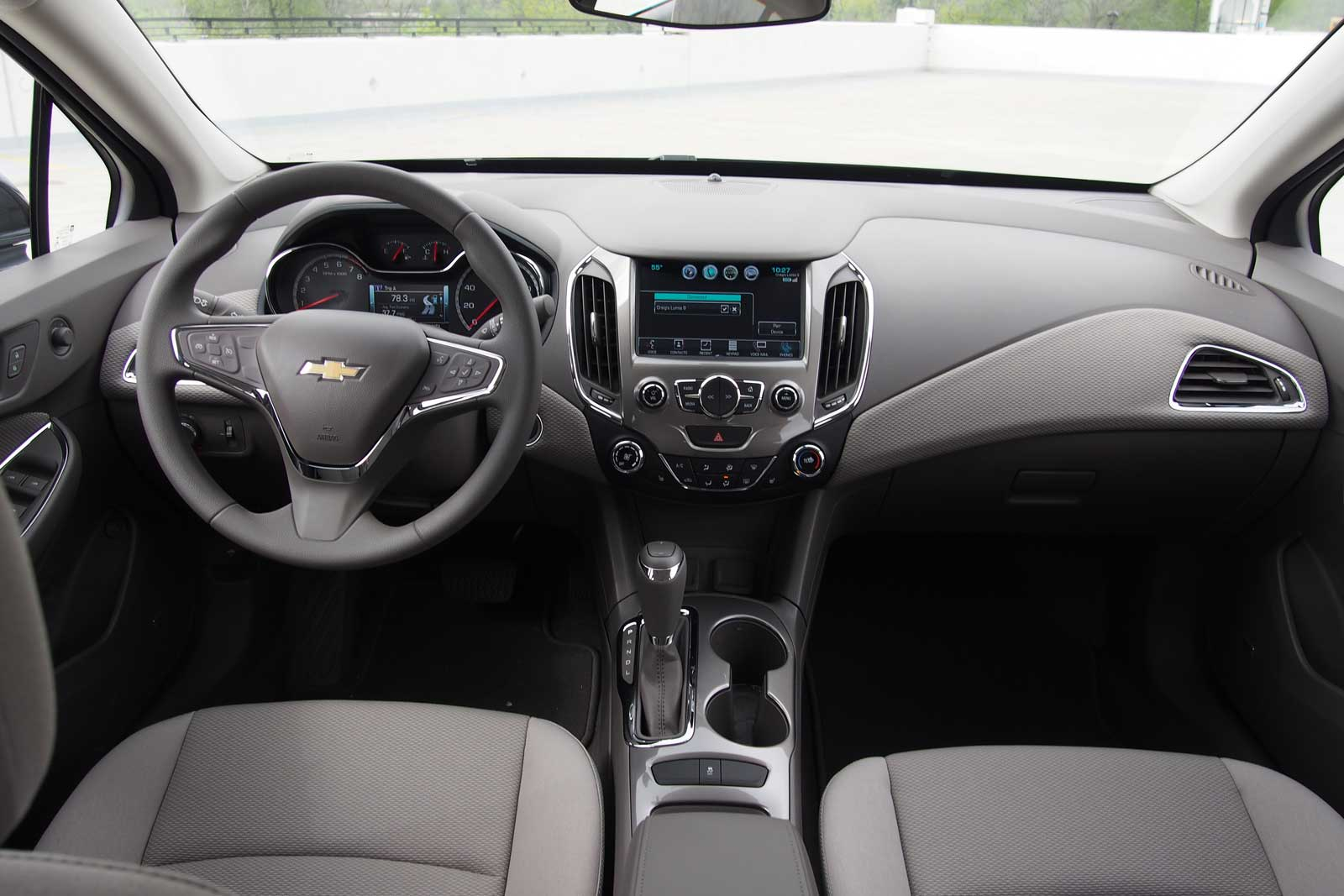 High Quality ... 2016 Chevrolet Cruze LT Interior 04 ... Awesome Ideas