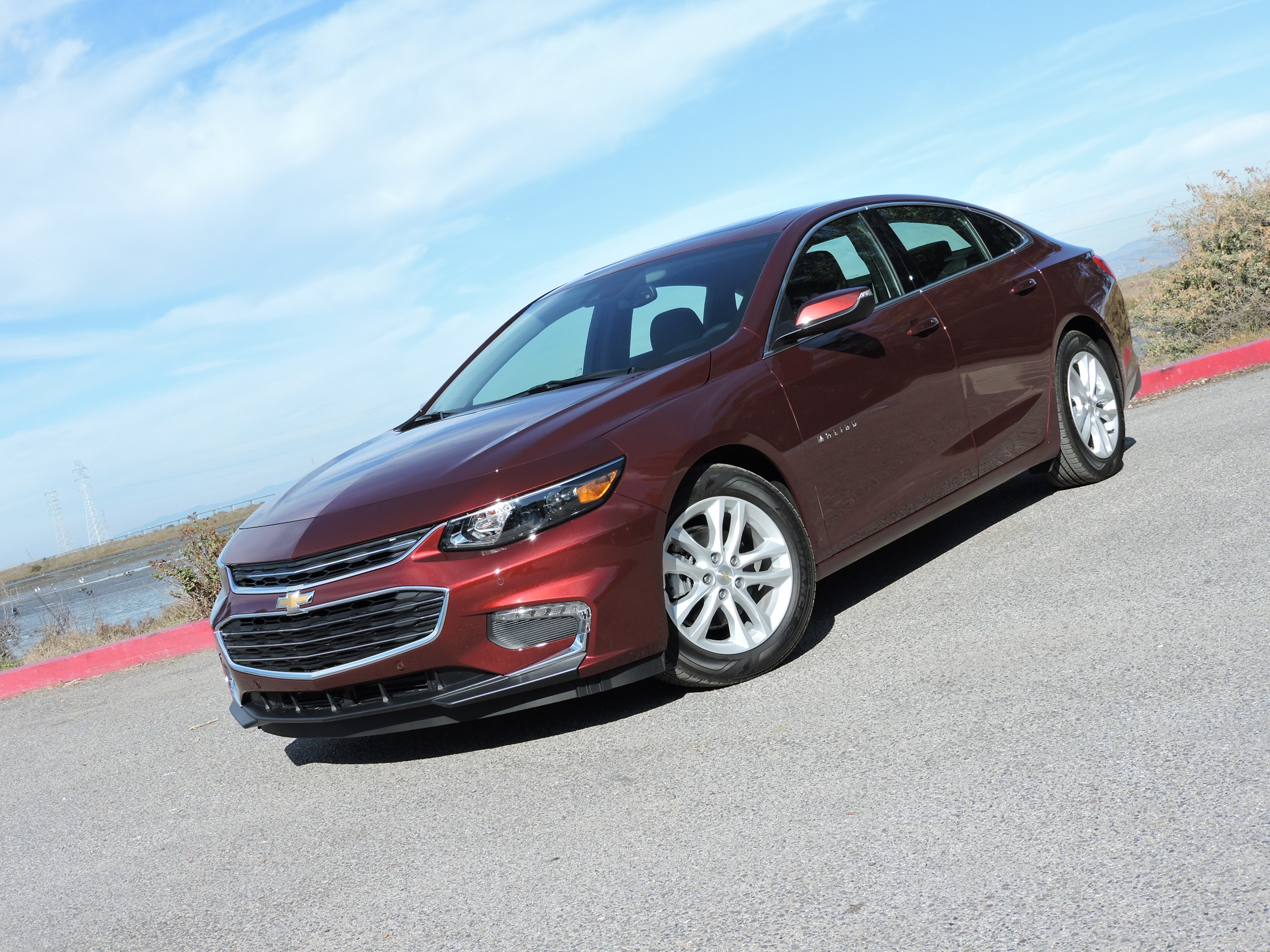 2016 chevrolet malibu hybrid earns 46 mpg combined news. Black Bedroom Furniture Sets. Home Design Ideas