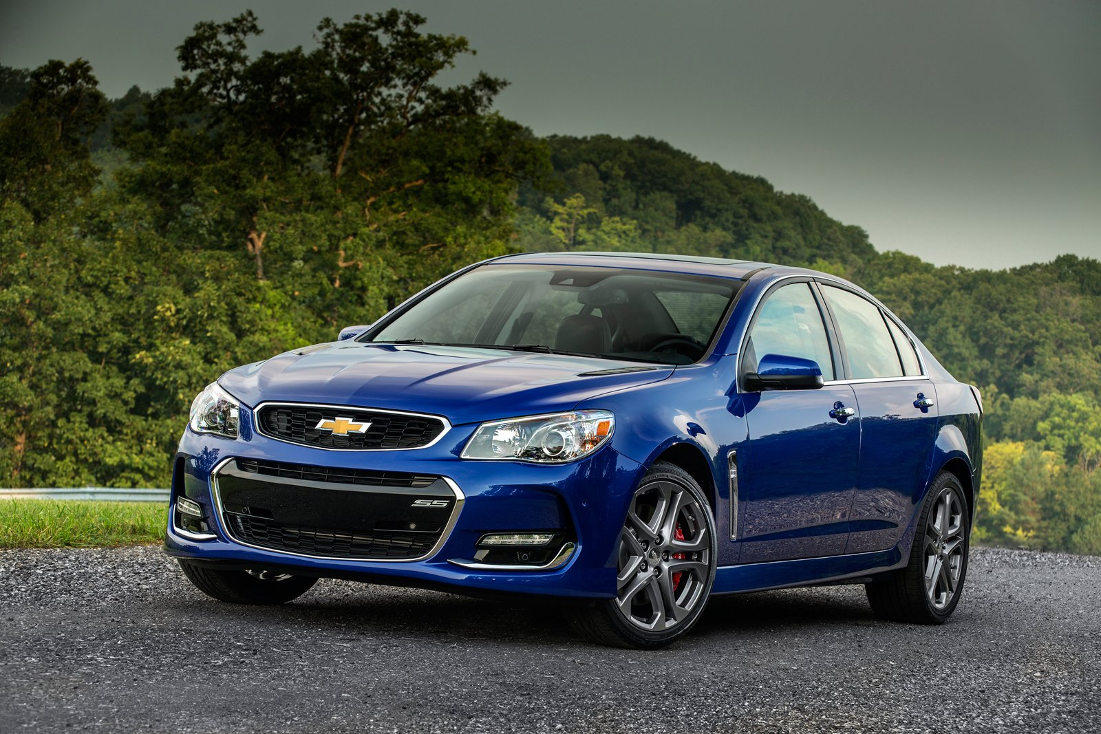 All Chevy chevy 1500 ss : The Chevrolet SS is Officially Dead » AutoGuide.com News