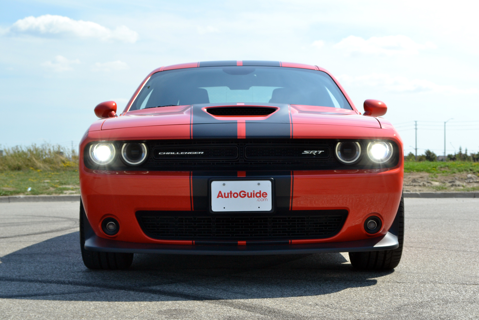 2016 Dodge Challenger Srt 392 Review Autoguide Com News