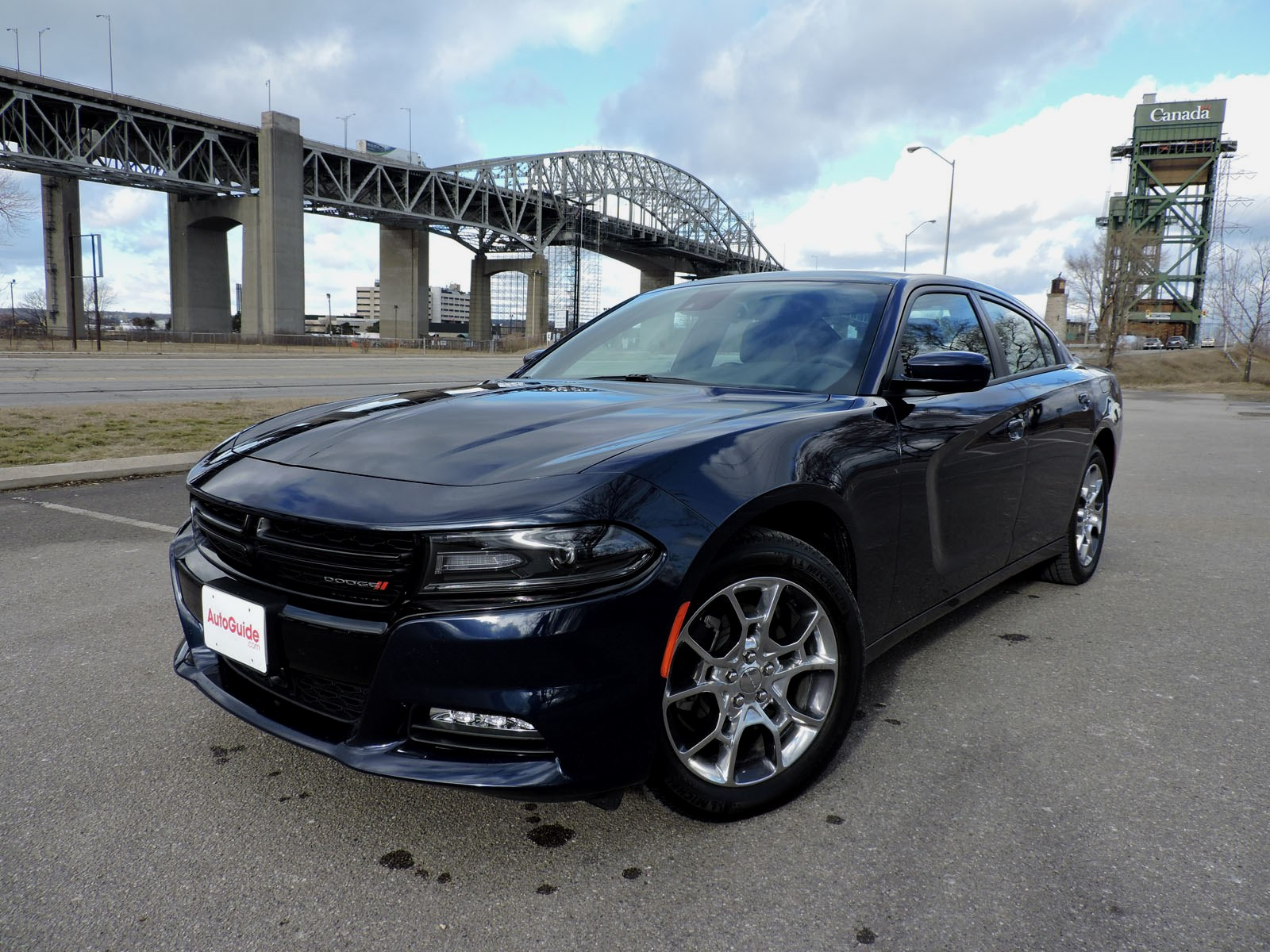 2016 Dodge Charger Sxt Awd Review Autoguide Com