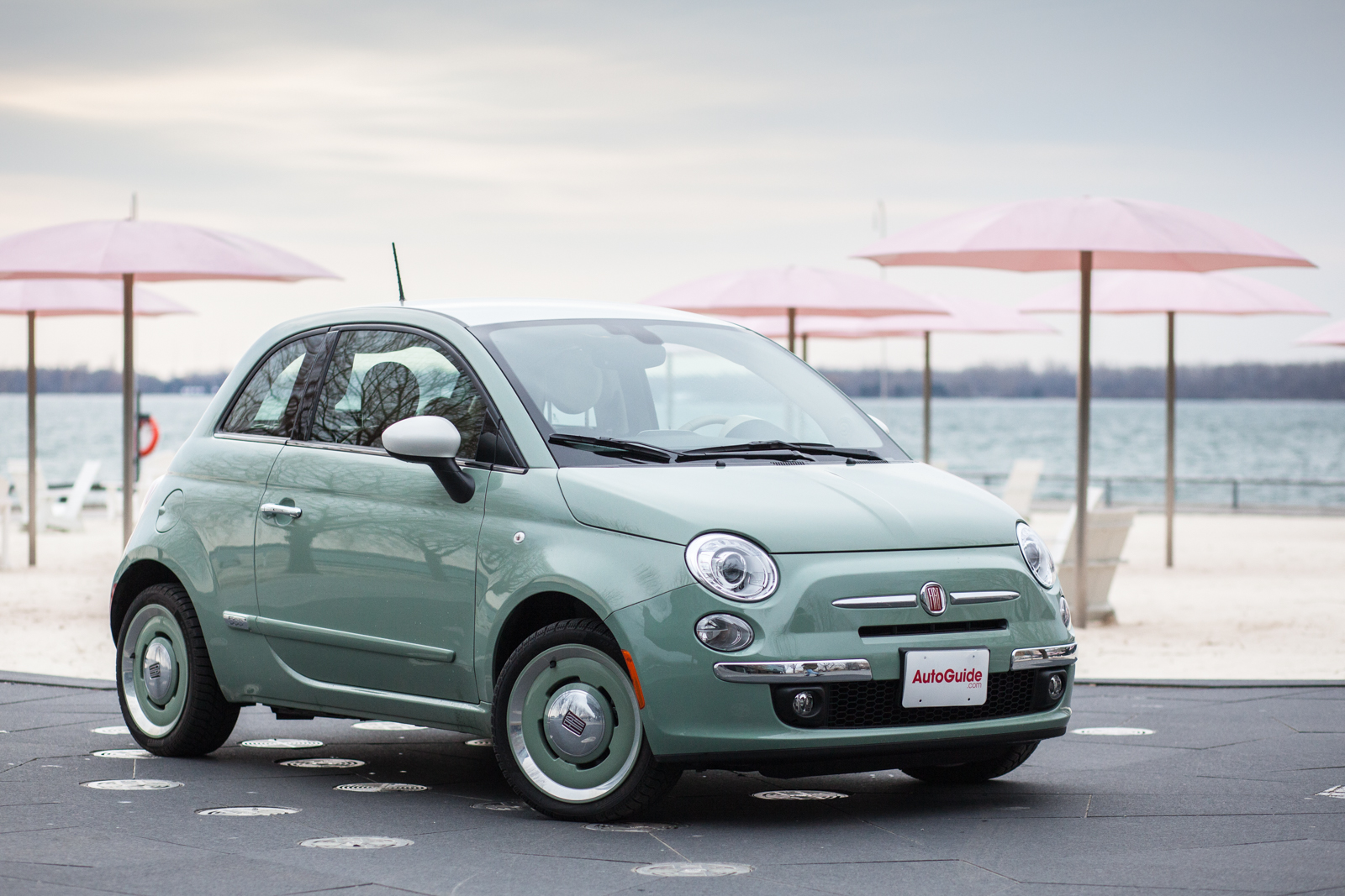 Fuel Economy Gov >> 2016 Fiat 500 Review - AutoGuide.com
