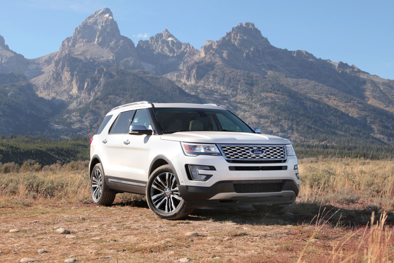 Ford Explorer Platinum 2018 | 2018, 2019, 2020 Ford Cars