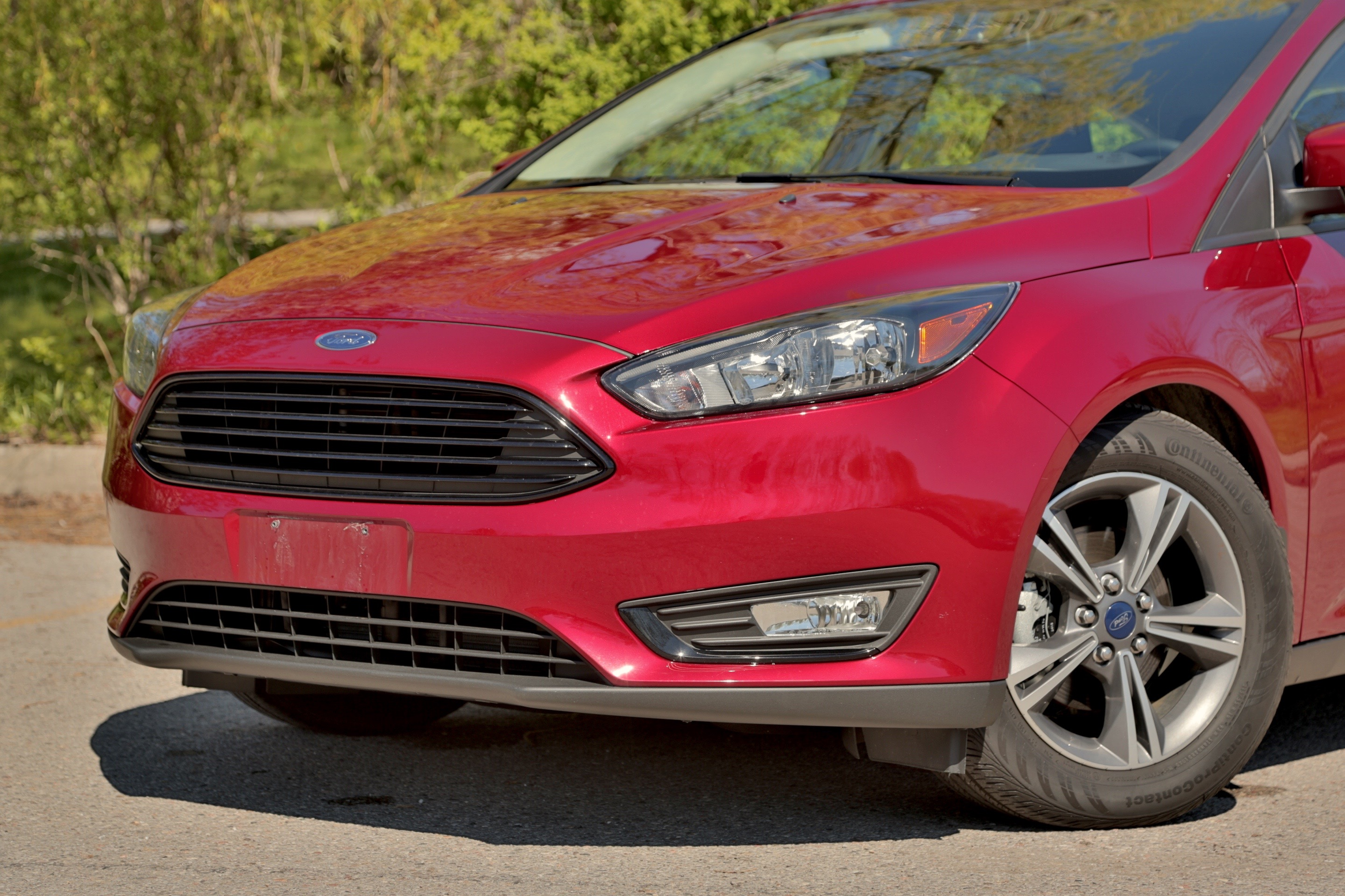 2016 Ford Focus Ecoboost Review 1