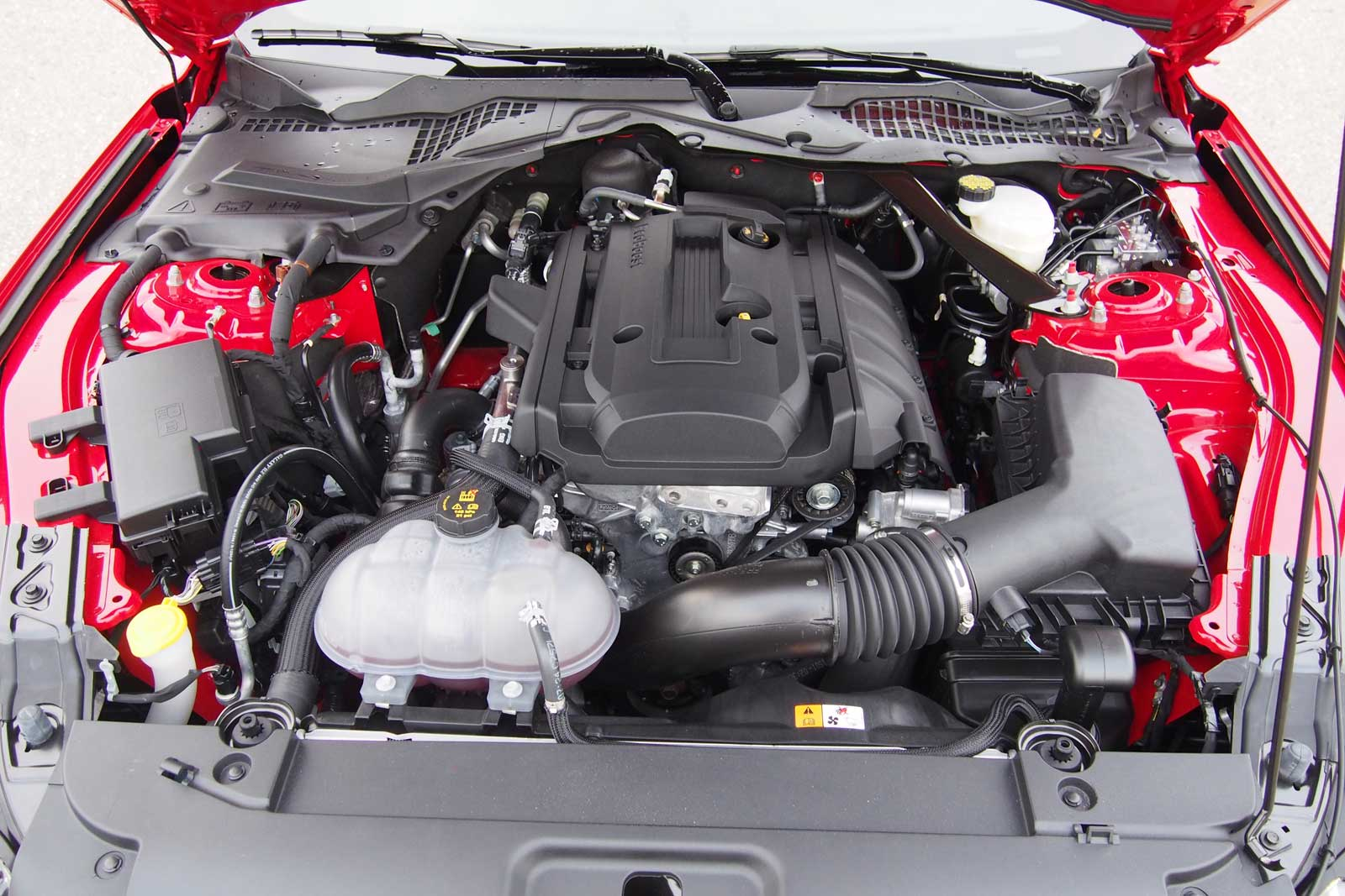 2016 Ford Mustang Ecoboost Engine 03
