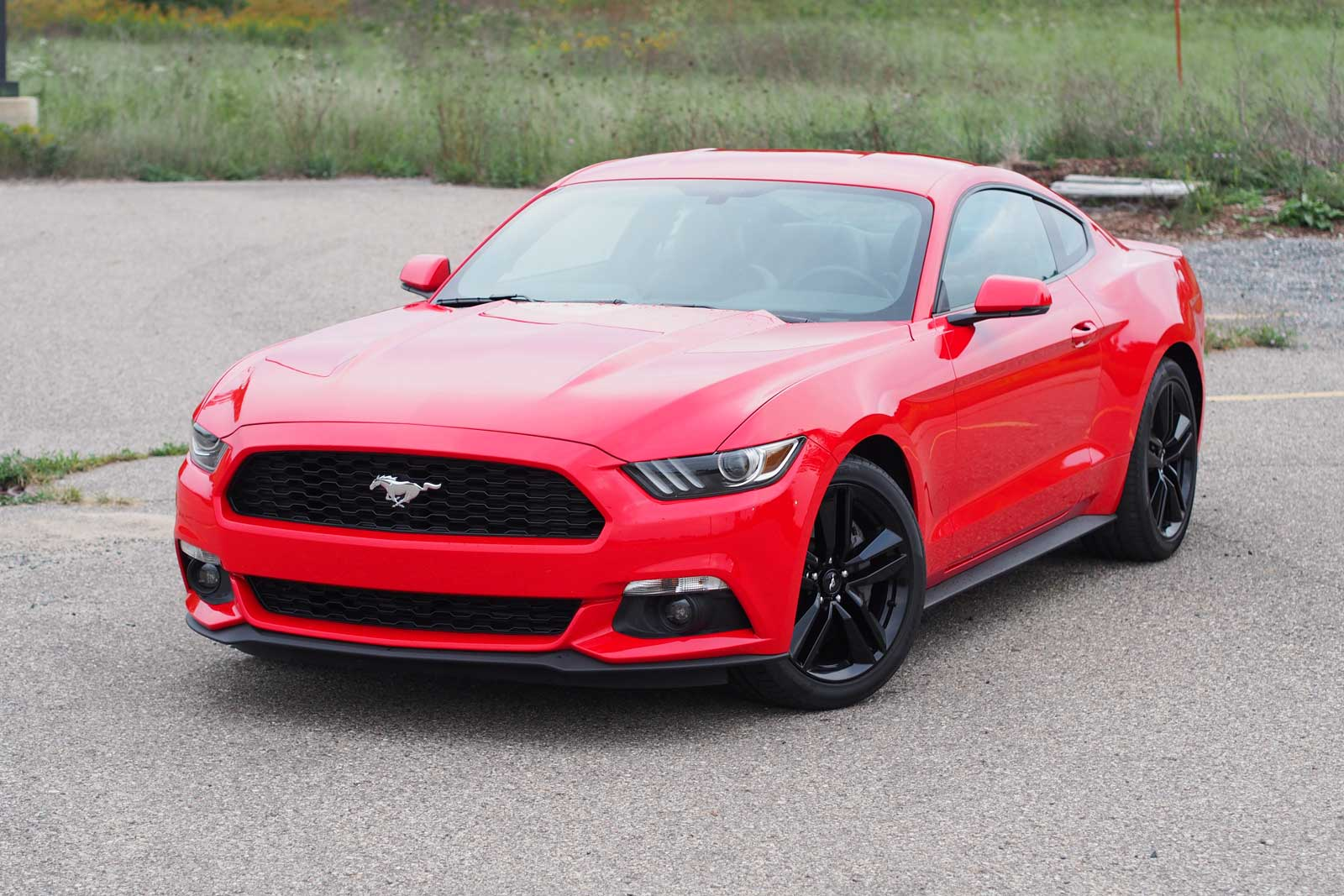 2016 ford mustang ecoboost fastback premium review autoguide com